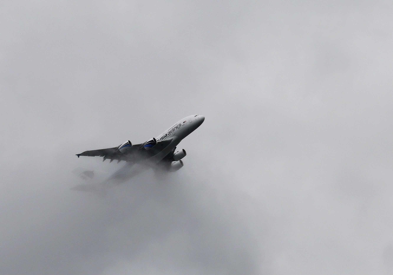 Airbus estima entre 3.000 e 3.500 o número de empregos afetados pelo A380