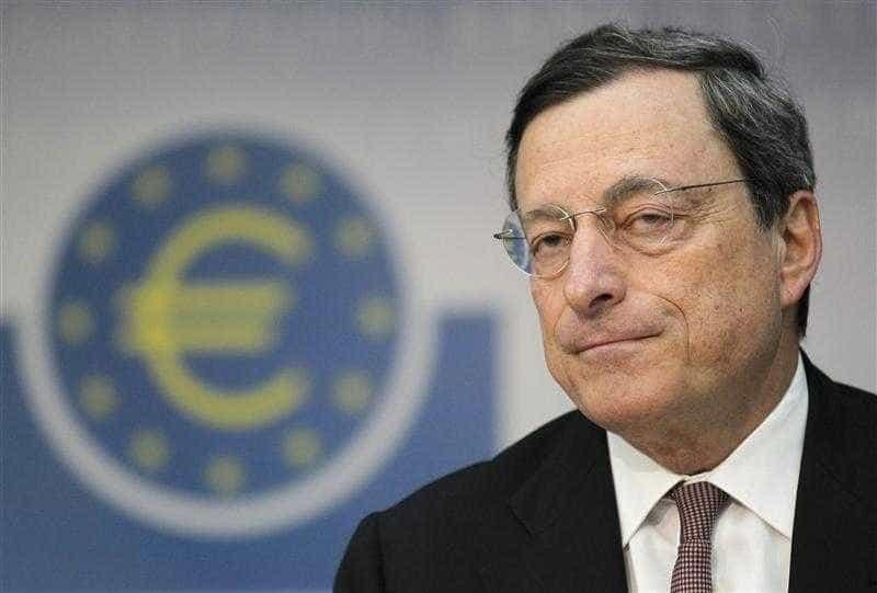 Medidas do BCE contribuirão para crescimento real do PIB em 1,86 pontos