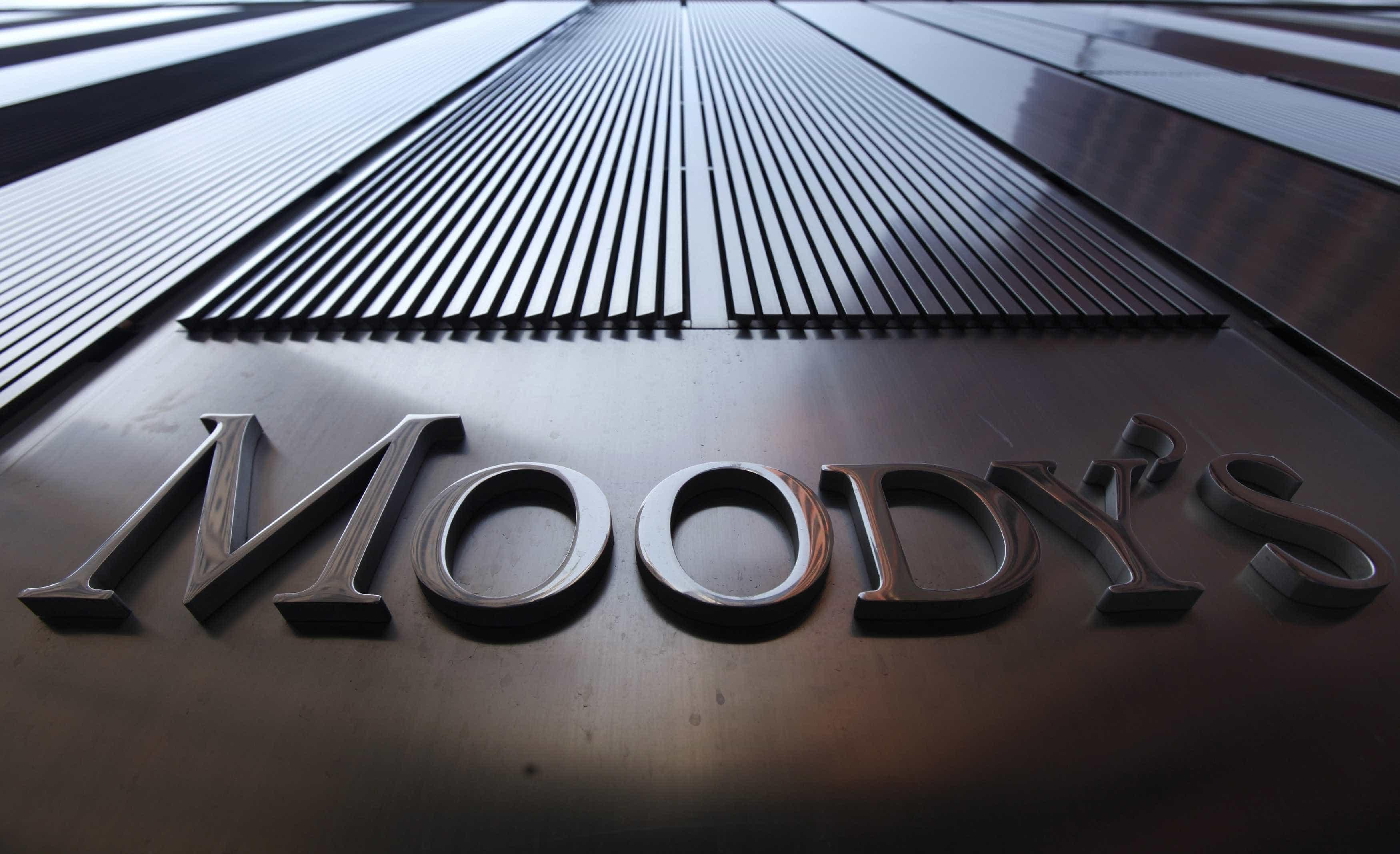 Moody's estima défice de 0,6% para 2019, acima do previsto pelo Governo