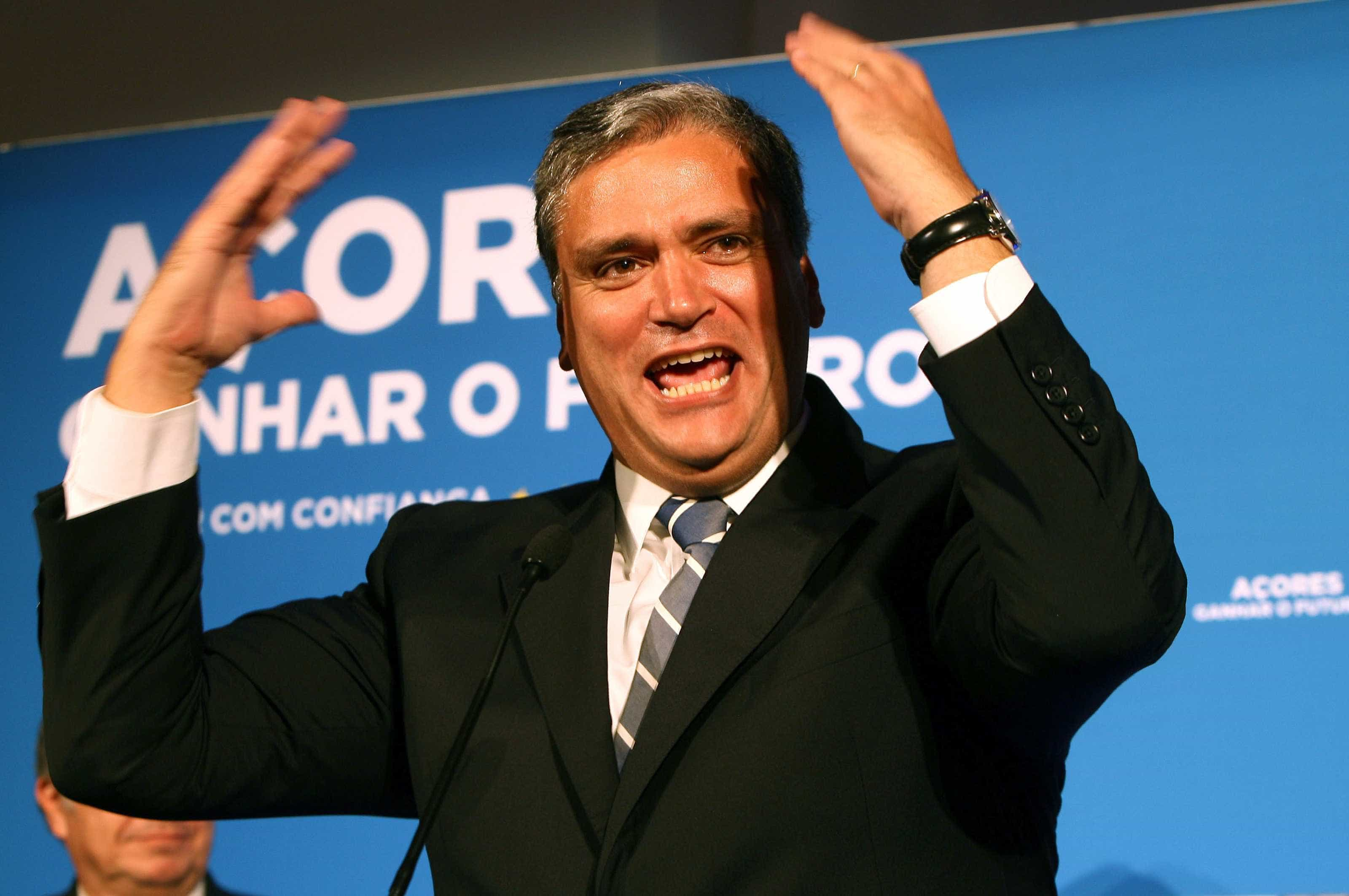 Presidente dos Açores satisfeito com reforço de verbas do Portugal 2030