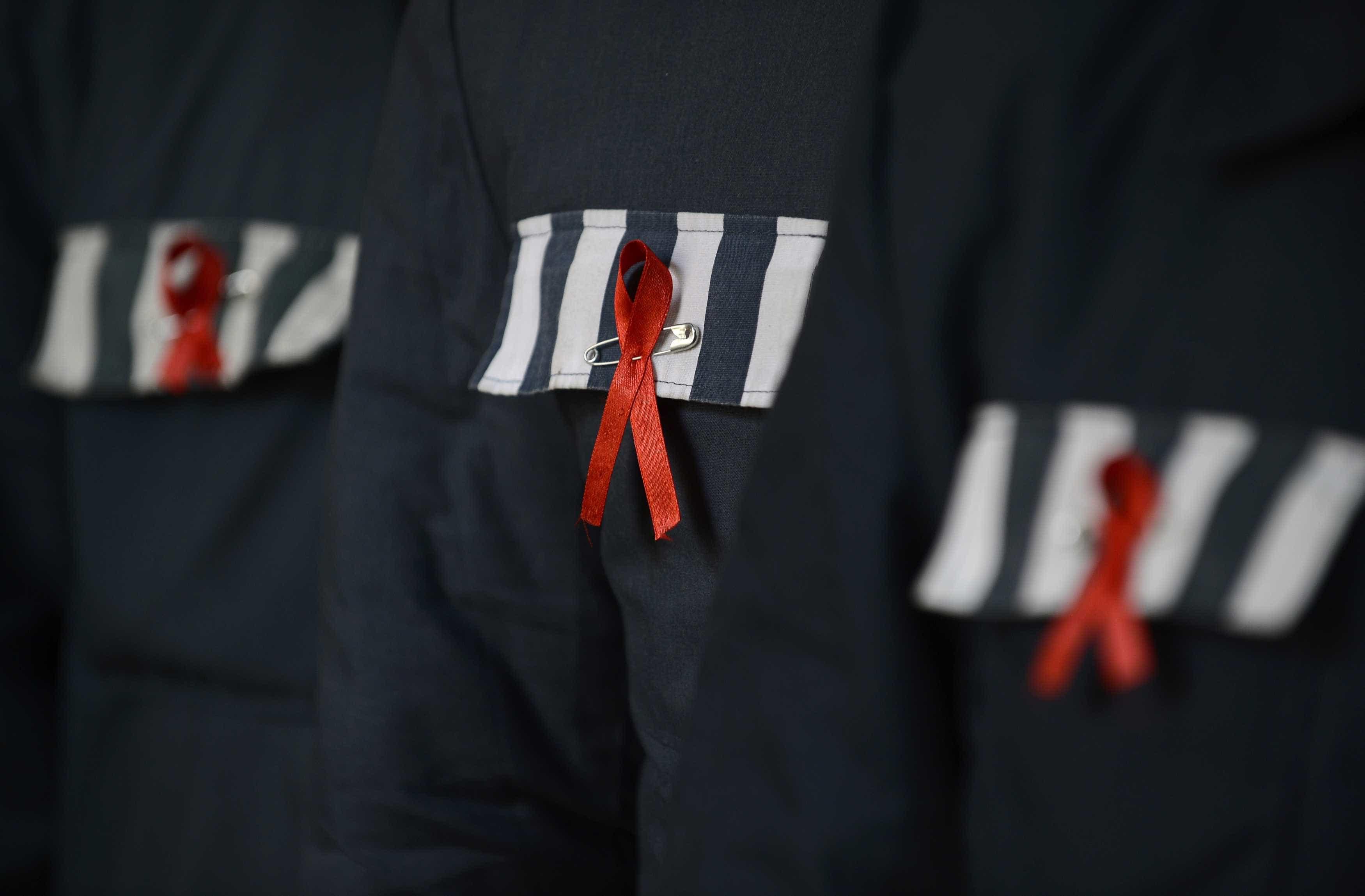 VIH/sida: diagnosticados quase três casos por dia no ano passado