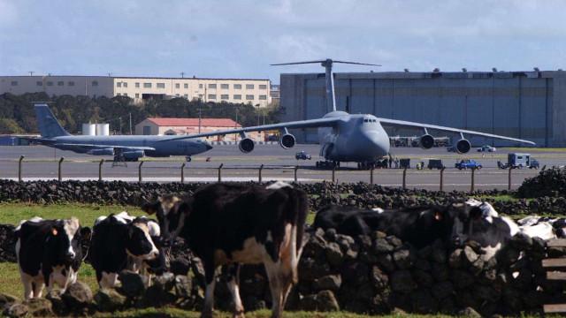 Açores lança na segunda-feira terminal de carga do aeroporto das Lajes