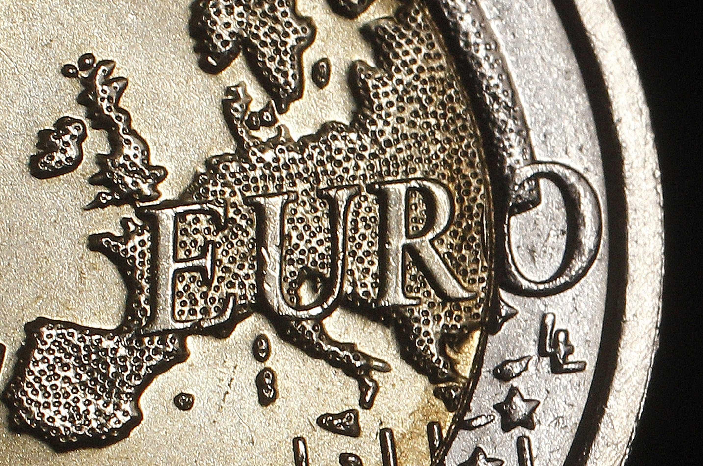 Euro sobe pela segunda sessão consecutiva