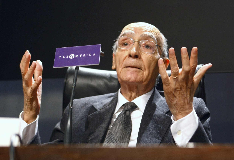 Biografia de José Saramago é apresentada hoje em Lisboa