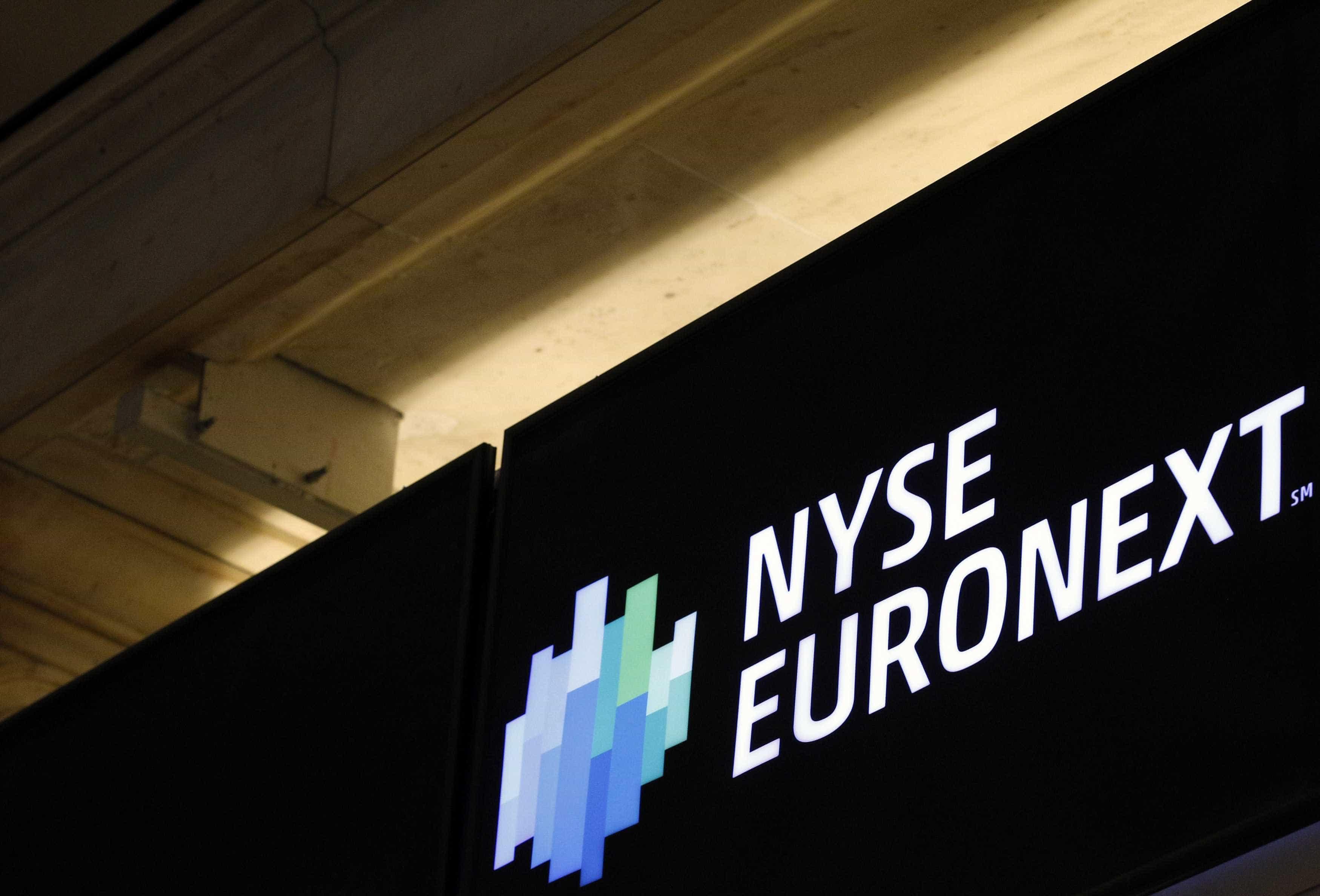 Euronext melhora resultados no terceiro trimestre para 50,5 milhões
