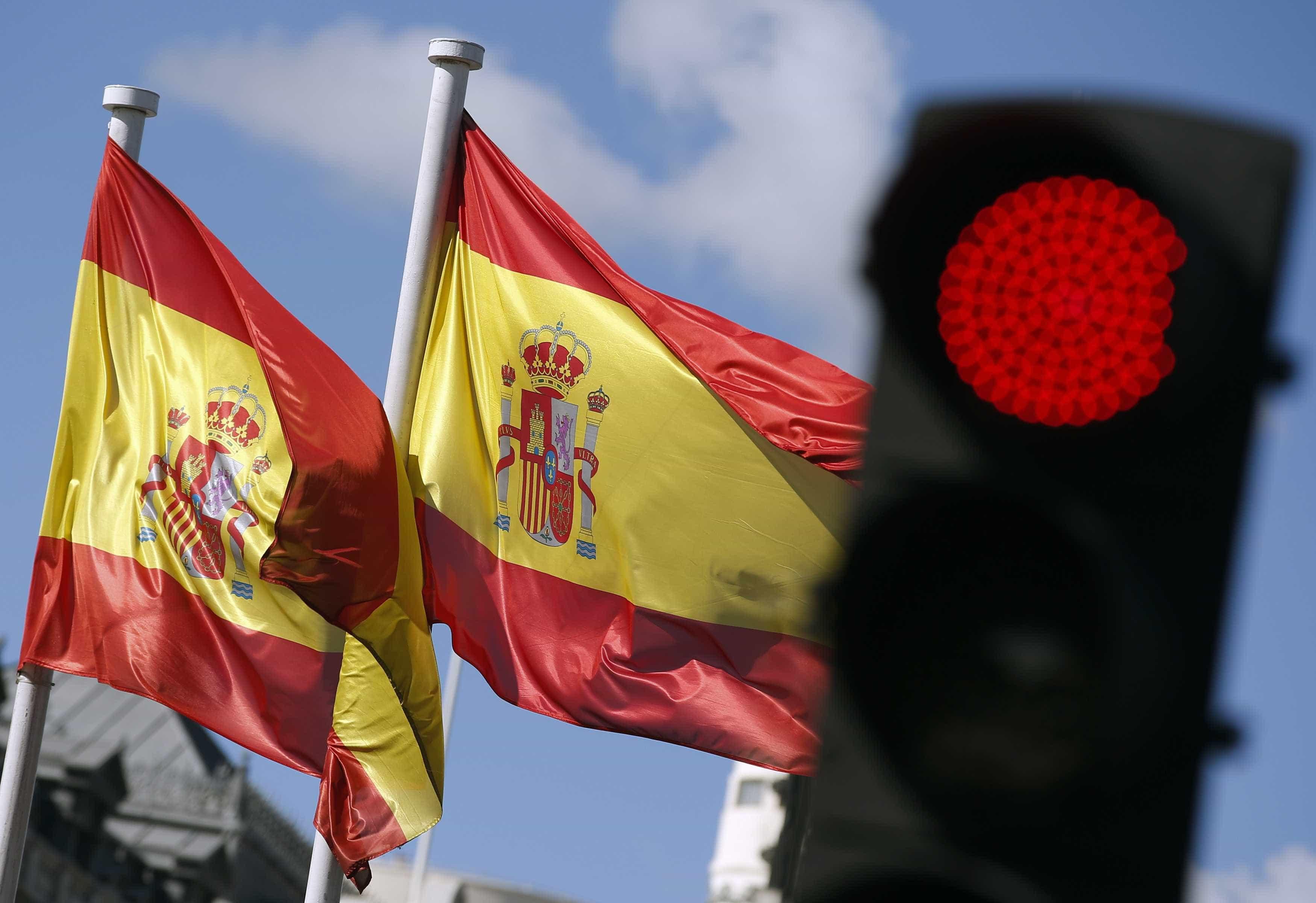"""Dívida pública espanhola """"consistente"""" com o objetivo de 97%"""