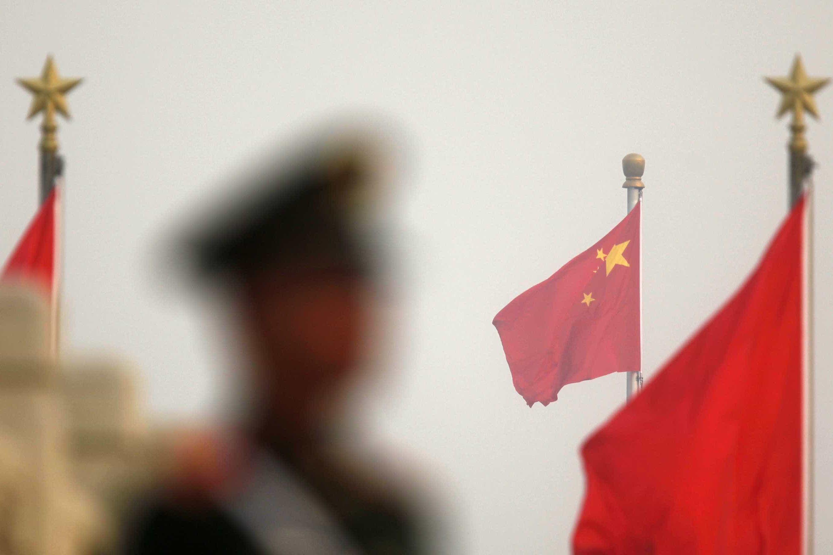 China exibe poder naval com maior parada militar marítima de sempre