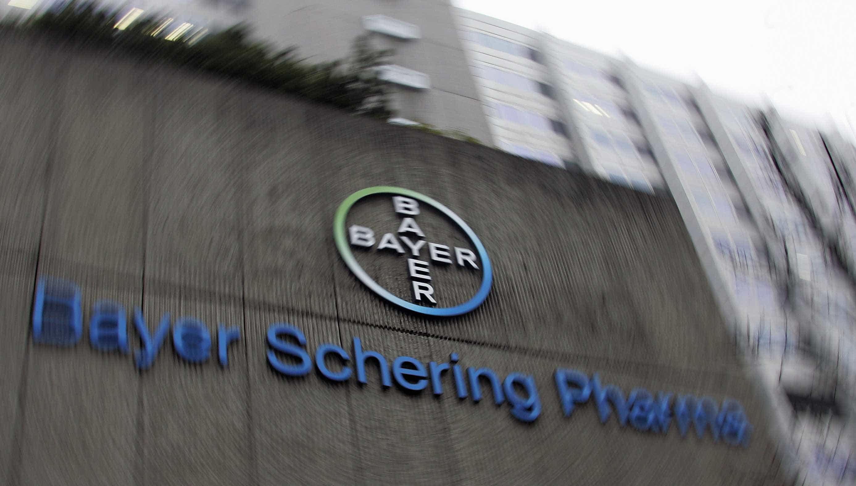 Bayer condenada a pagar 71 milhões a homem com cancro