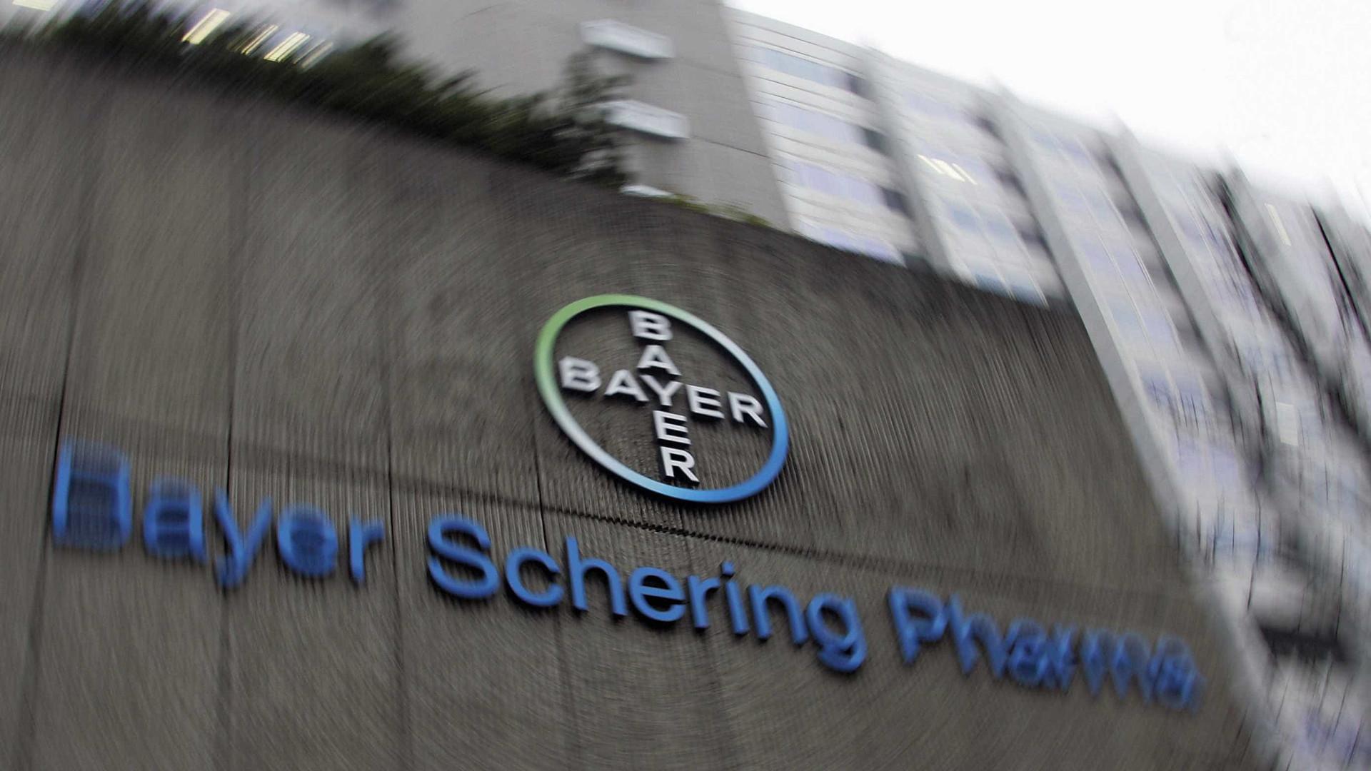 Bayer diminui prejuízos para 246 milhões no 1.º semestre