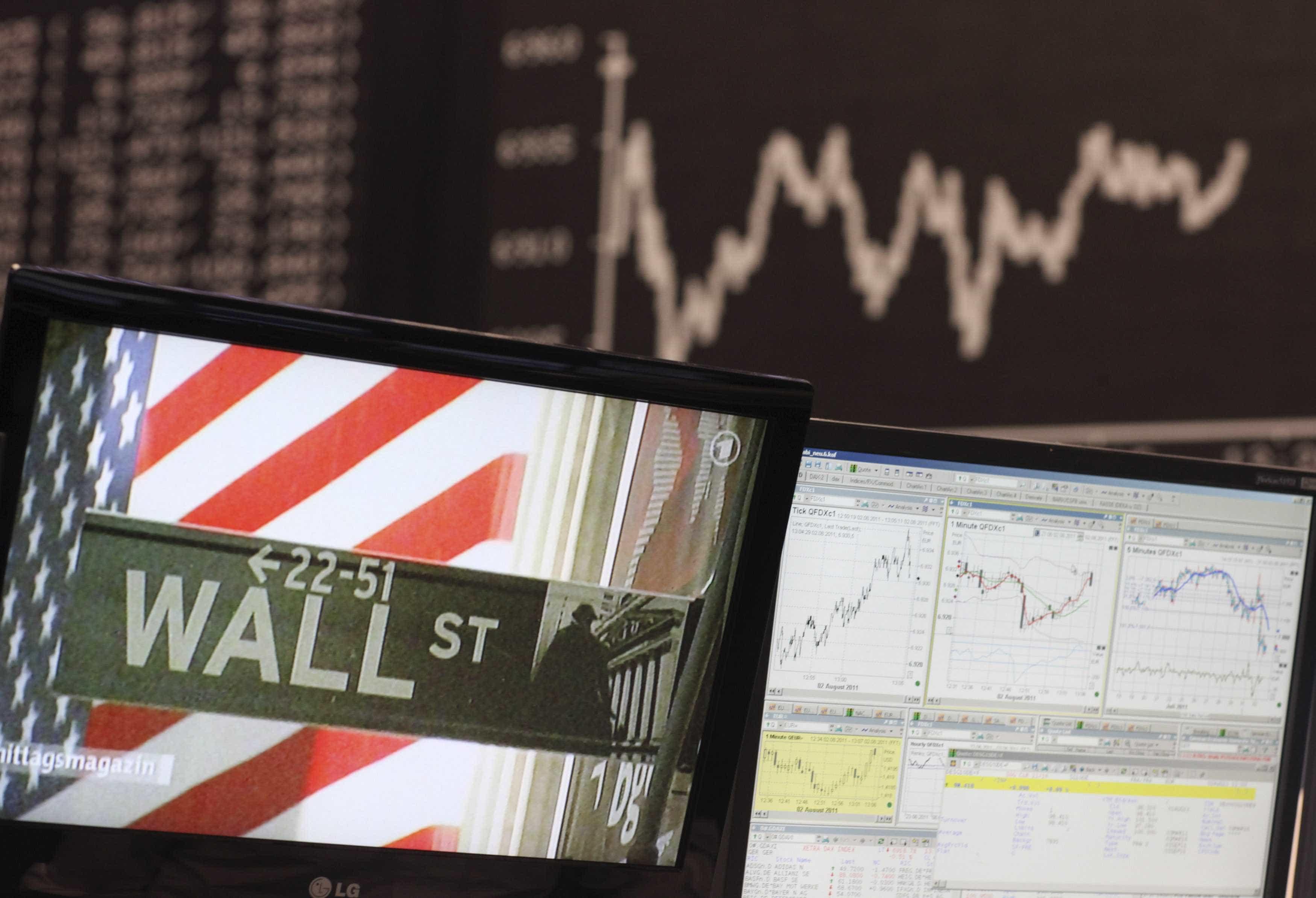 Wall Street fecha em forte baixa devido a preocupação com economia