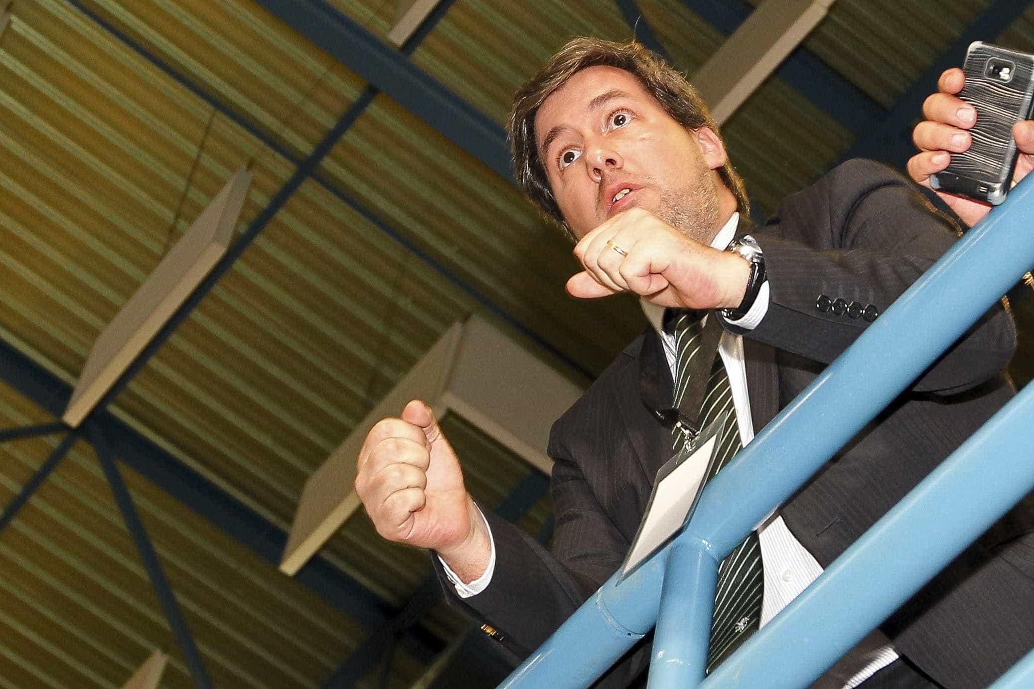 Ex-presidente do Sporting, Bruno de Carvalho, e chefe da Juve Leo detidos