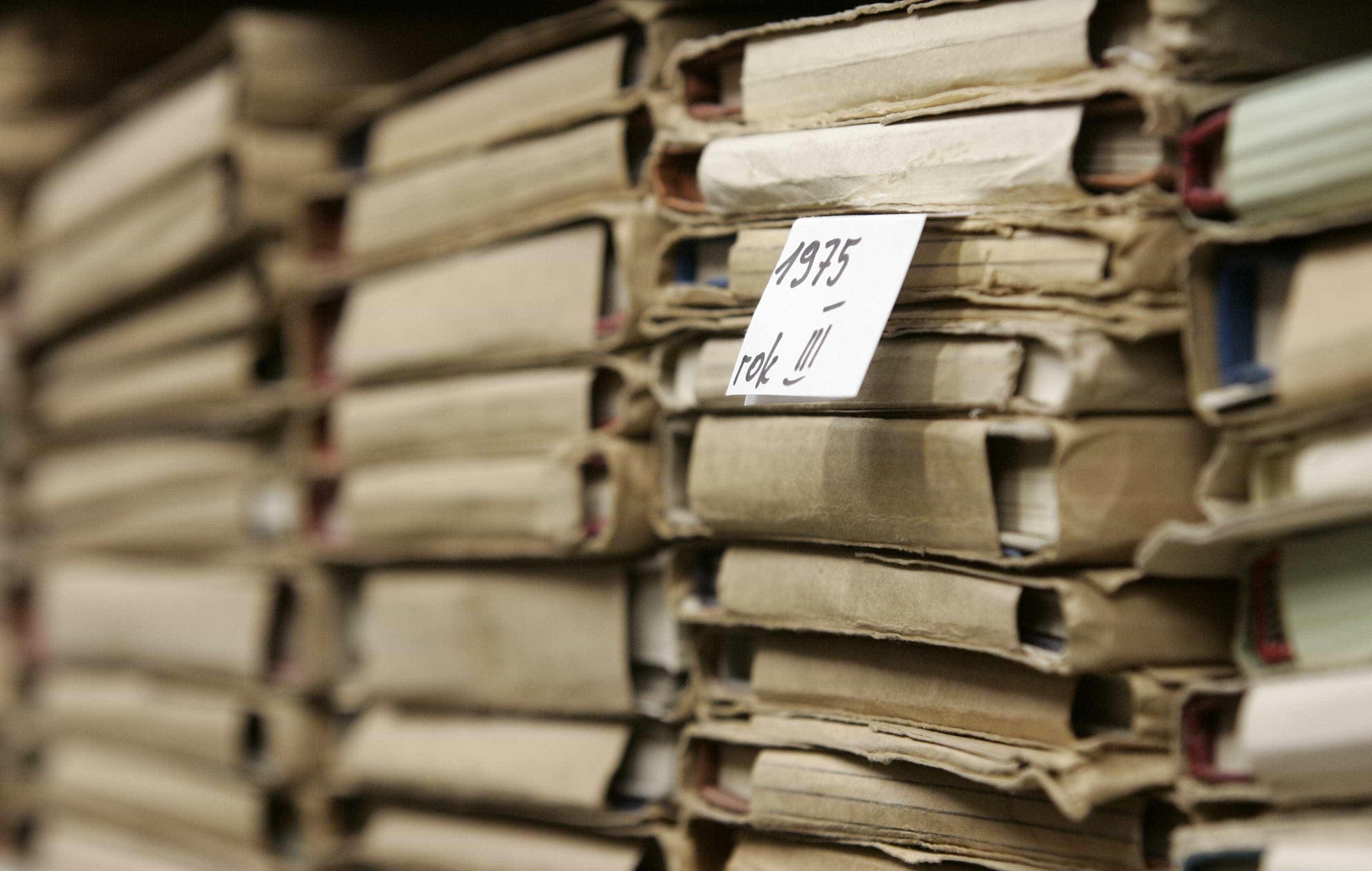 Documentos internos do Fisco guardados em casa de contabilista