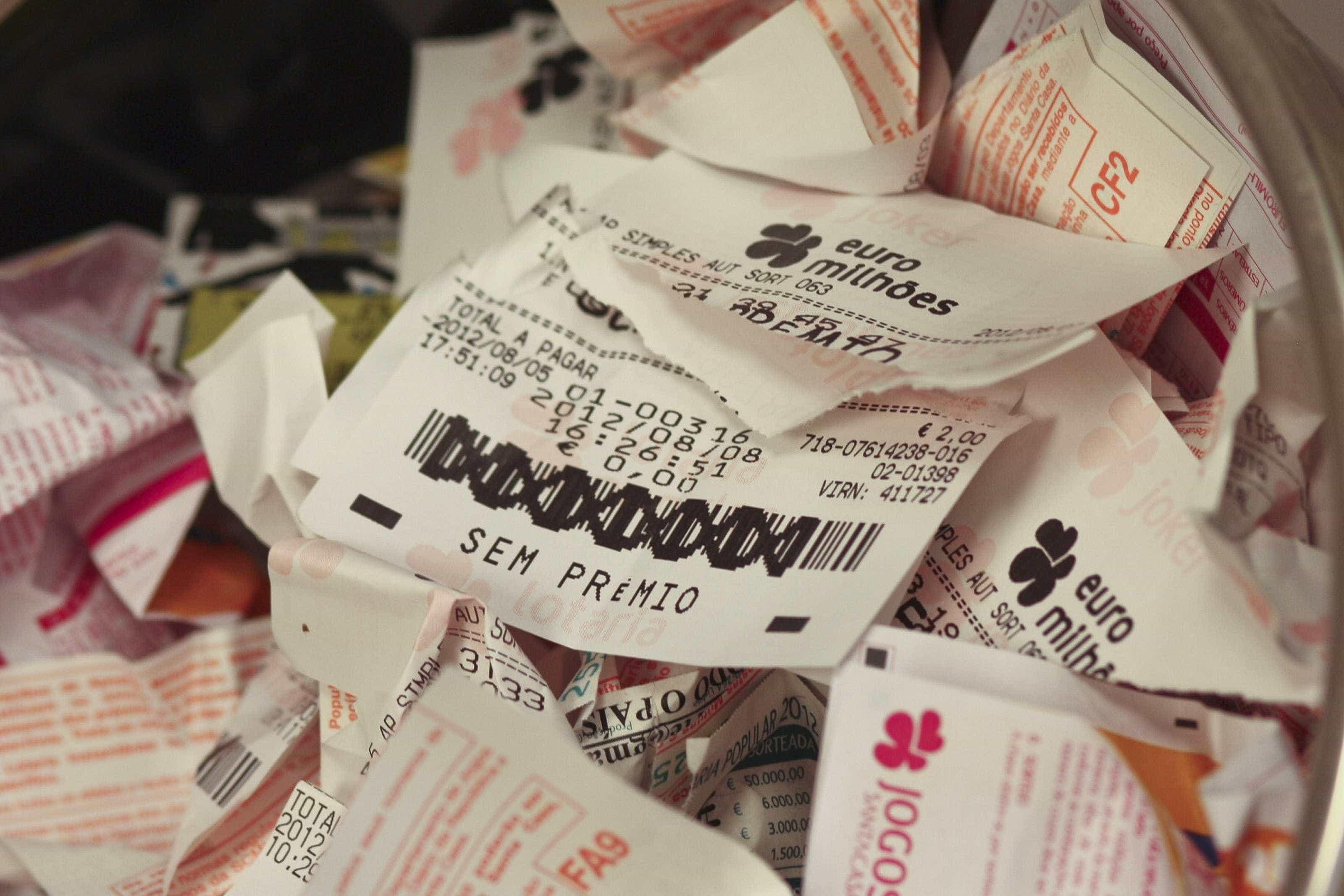 'Jackpot' de 84 milhões de euros no próximo sorteio do Euromilhões