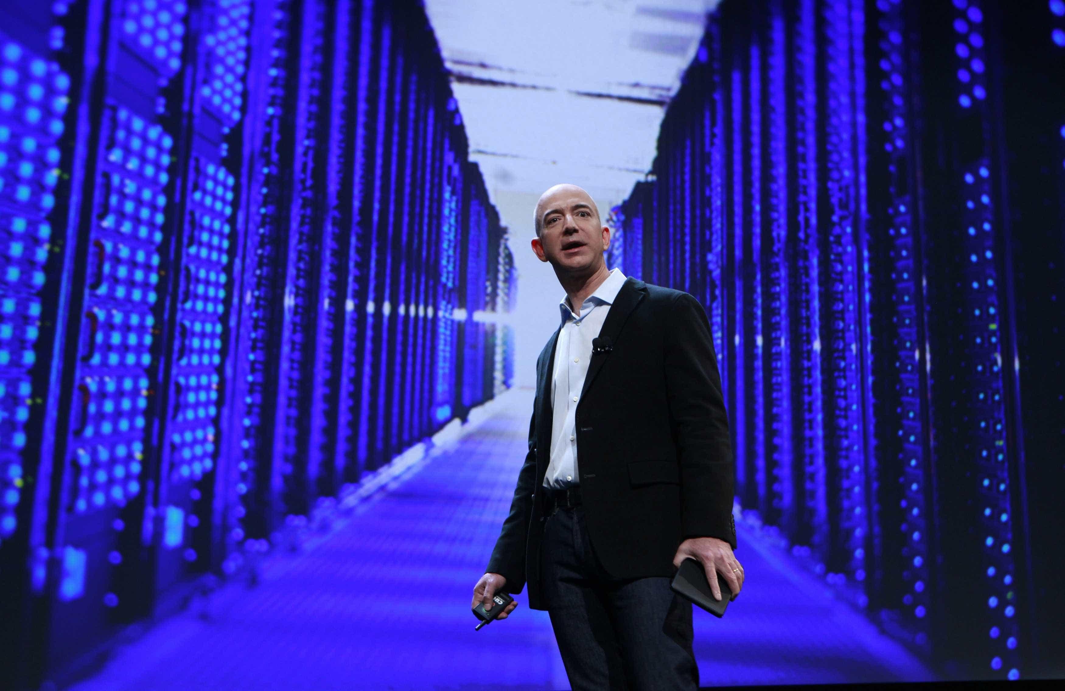 National Enquirer vai investigar acusação de chantagem do CEO da Amazon