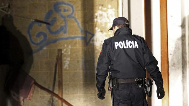 Domingo de violência contra a PSP com vários agentes agredidos