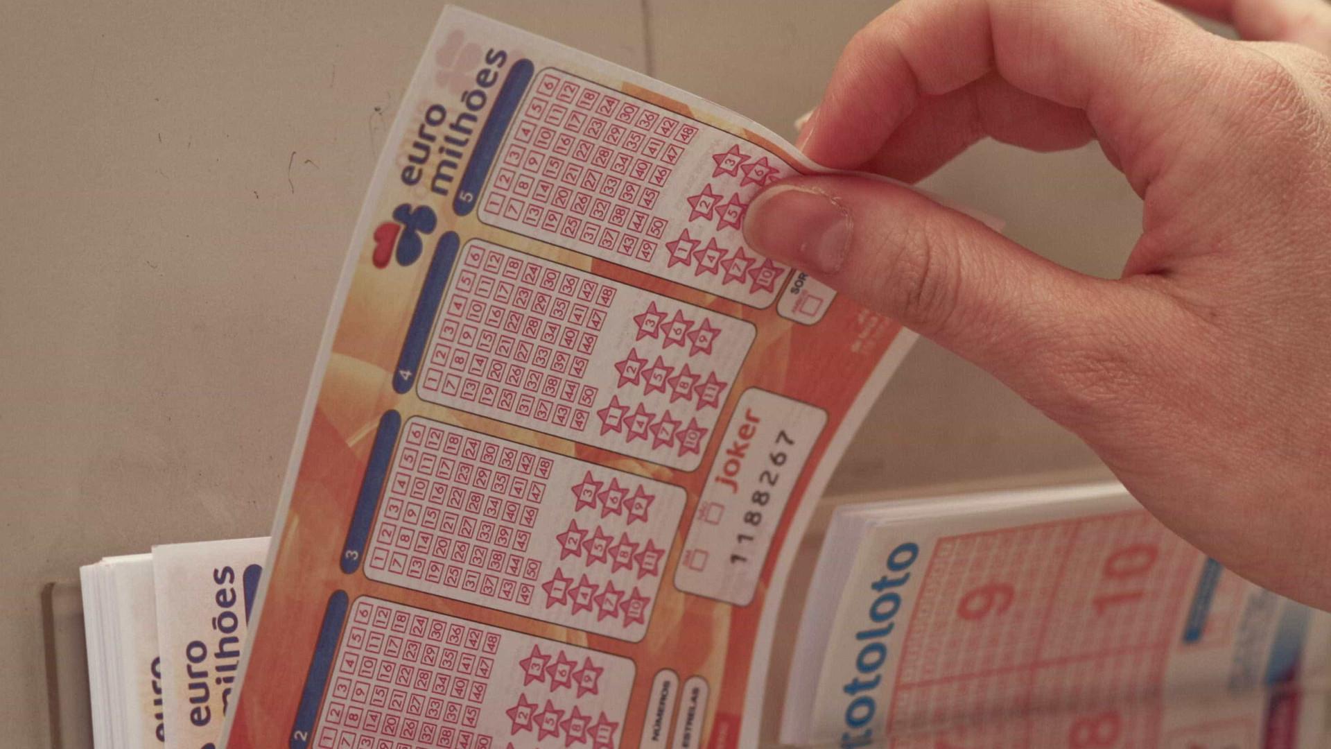 2eccb3b3c Euromilhões: Conheça a combinação vencedora