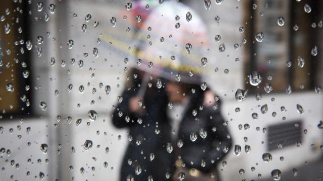 Chuva que vai e vem, queda de neve e agitação marítima. E a primavera?