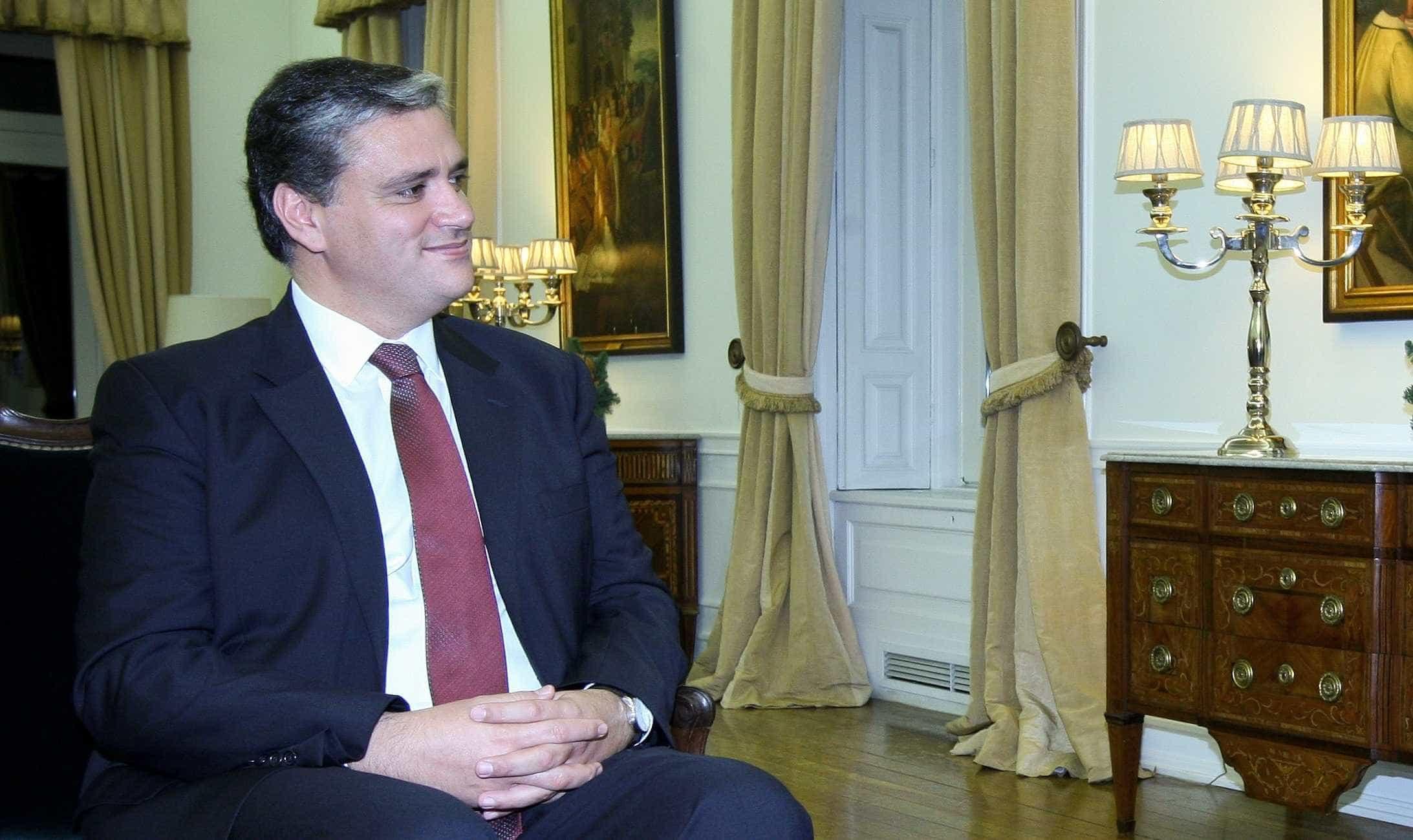 """Vasco Cordeiro quer """"mais vozes"""" a defender os Açores na Europa"""