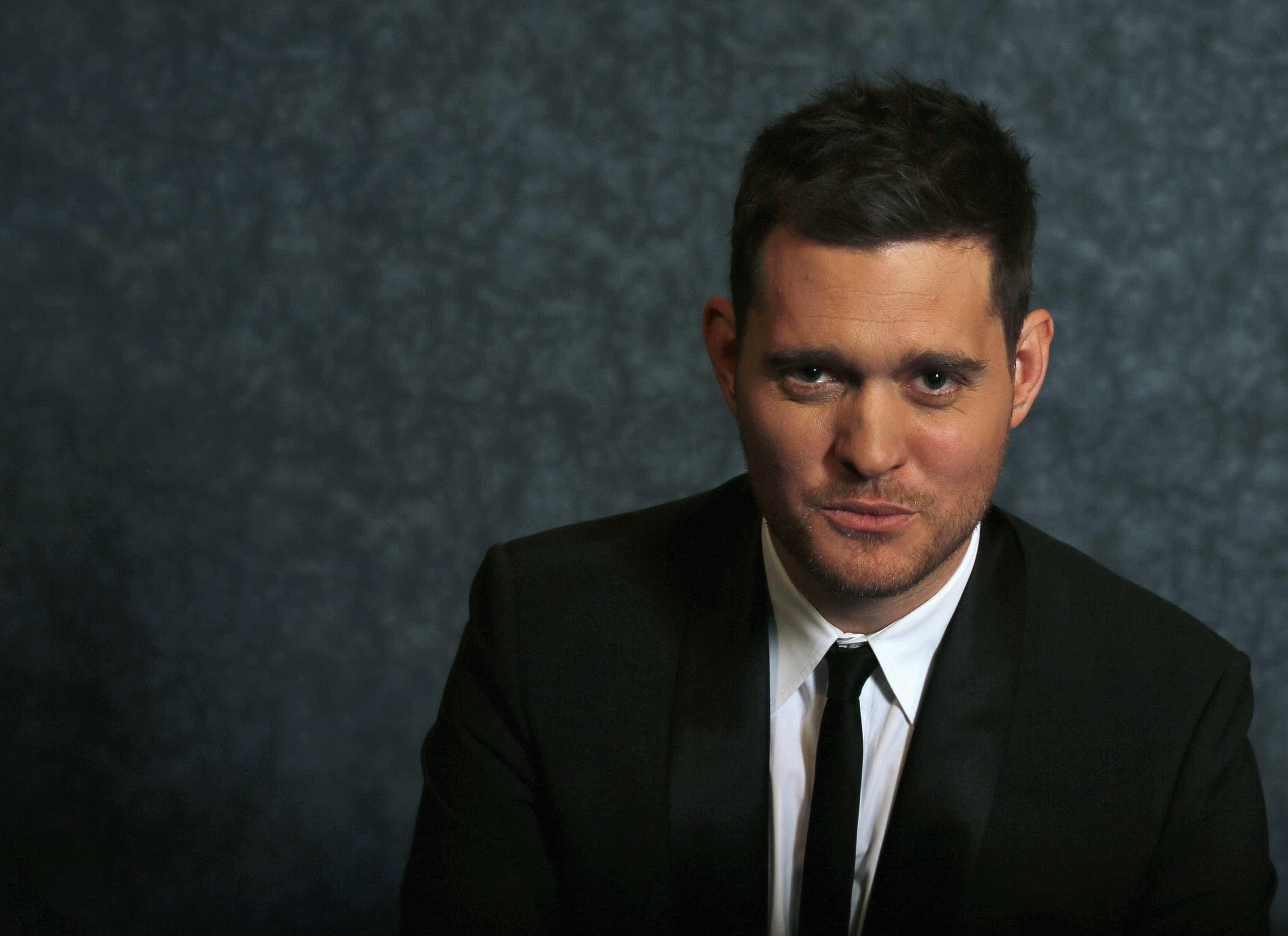 "Michael Bublé desiste de carreira? ""Esta é a minha última entrevista"""