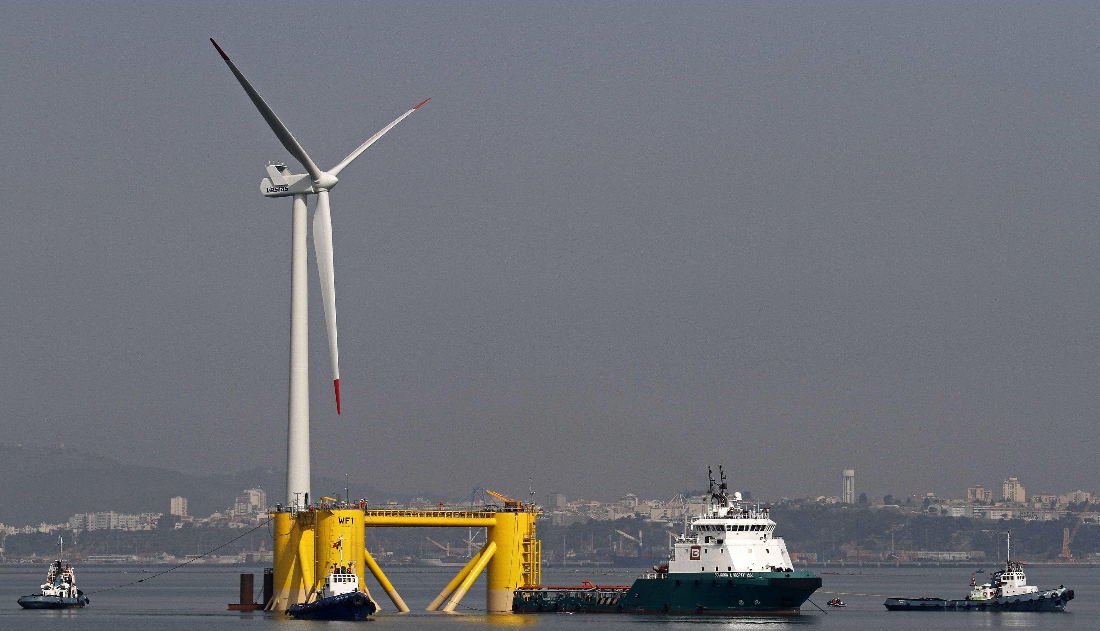 EDP tem de continuar a ser uma referência no setor das renováveis