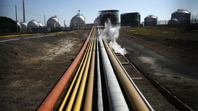 Produção da Galp subiu 11% no 3.º trimestre