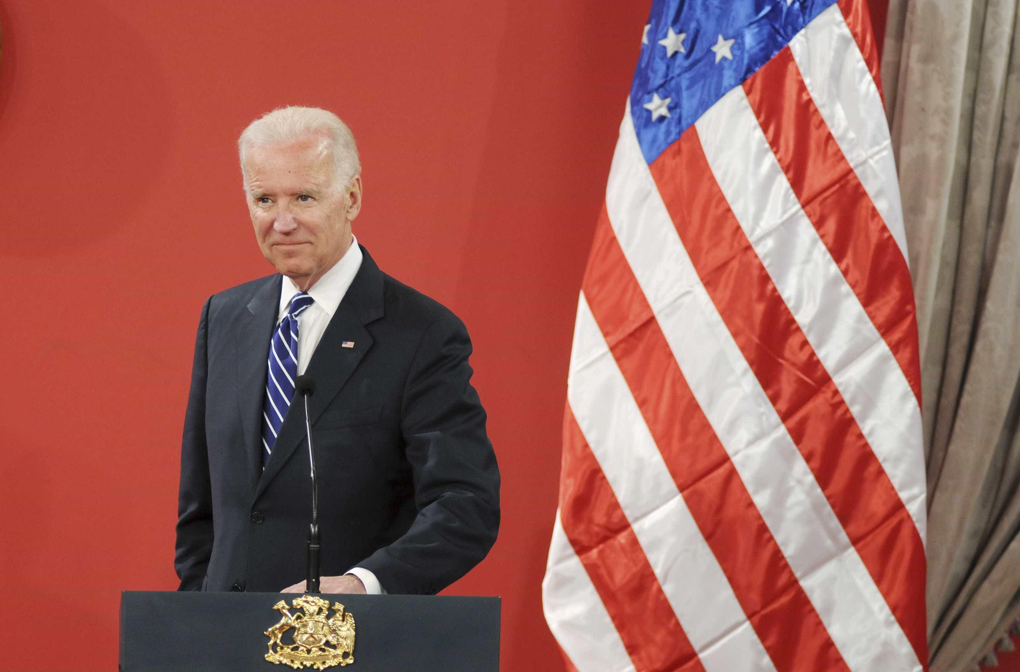 Joe Biden vai ser candidato a presidente dos EUA em 2020