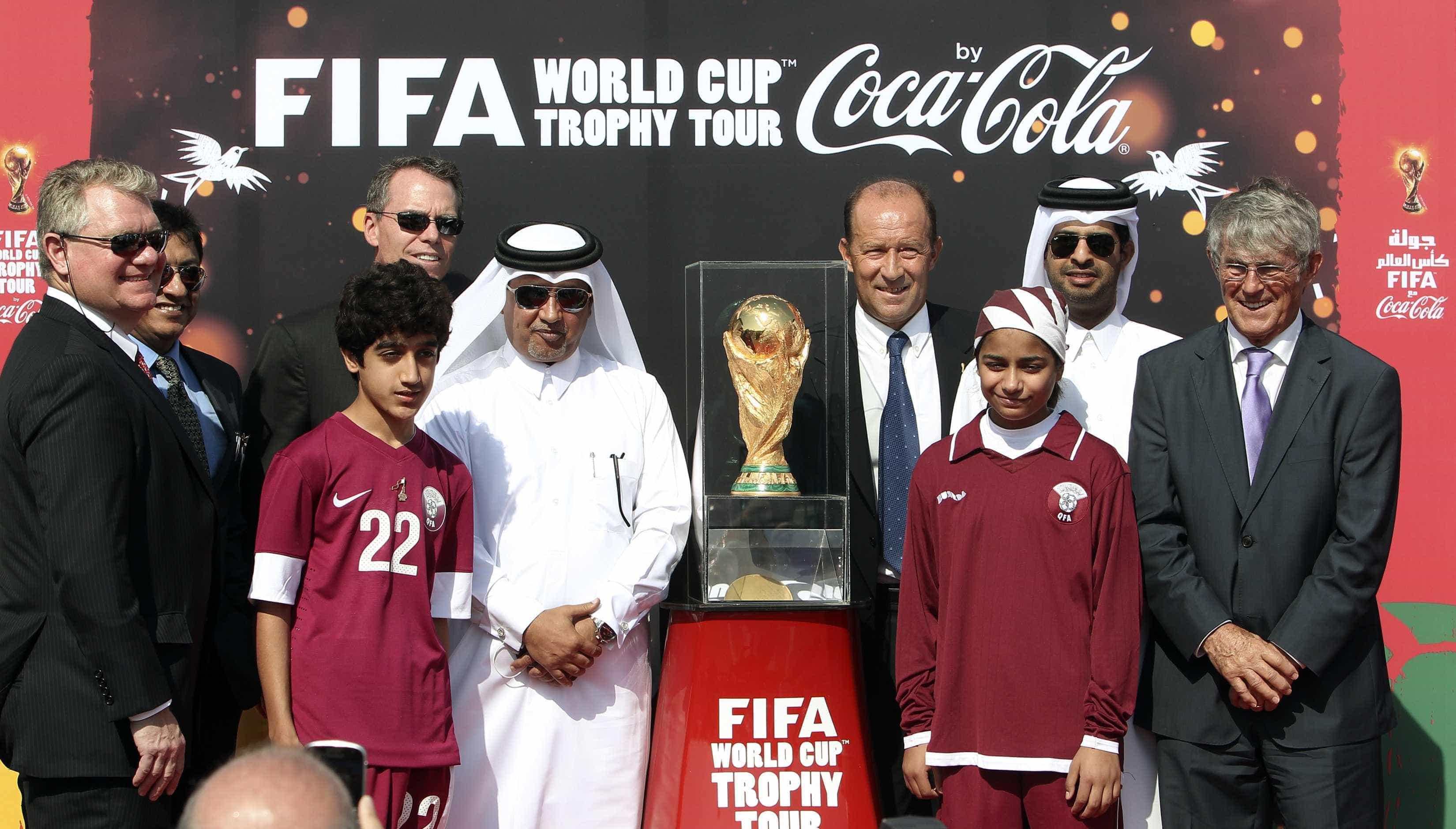 Estala a polémica: Revelados pagamentos multimilionários do Qatar à FIFA