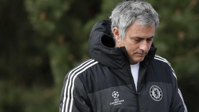 A viver num hotel, José Mourinho já gastou mais de meio milhão de euros