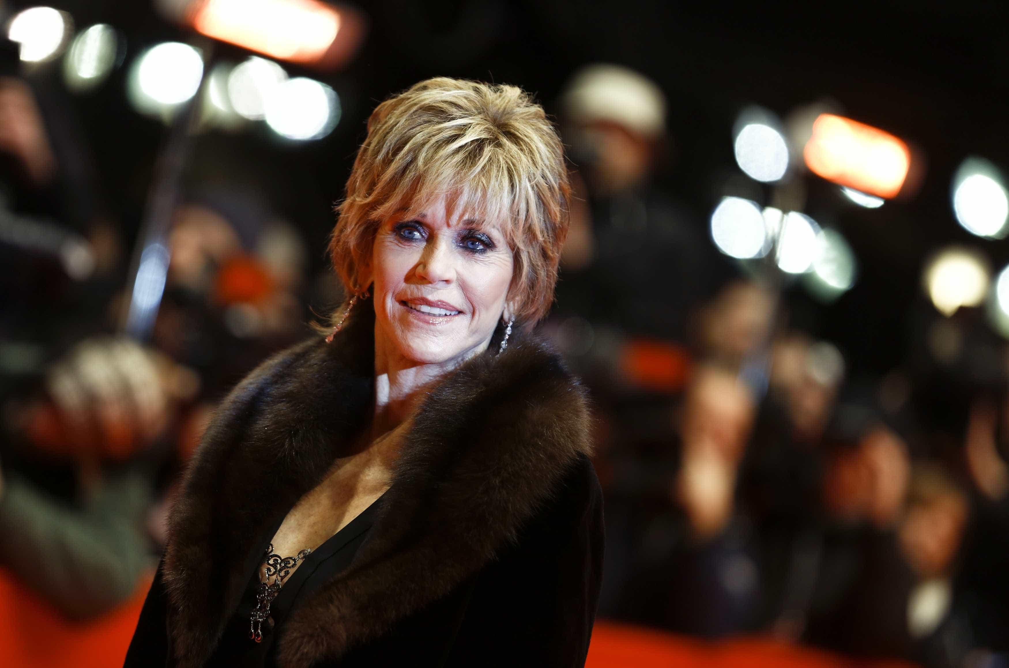 "Jane Fonda sobre suicídio da mãe: ""Achas sempre que a culpa foi tua"""