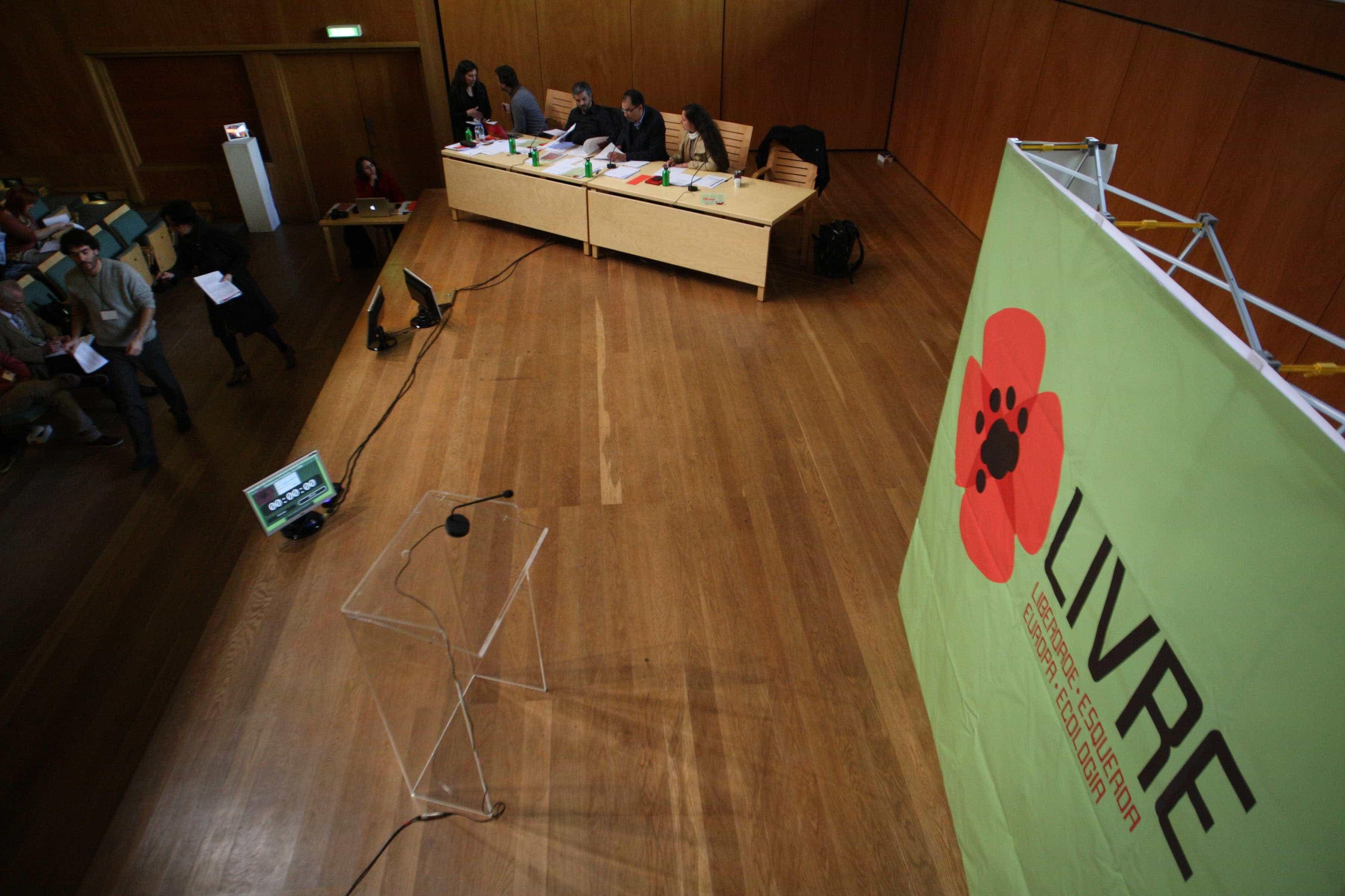Livre vai escolher candidatos em primárias abertas no início de março