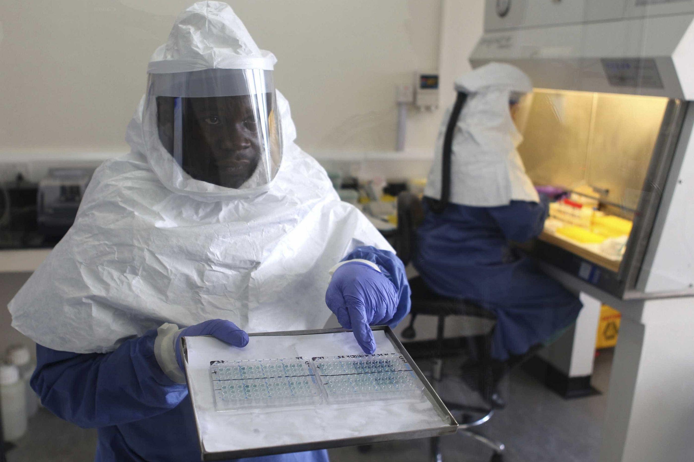 Epidemia na República Democrática do Congo ultrapassou os mil casos