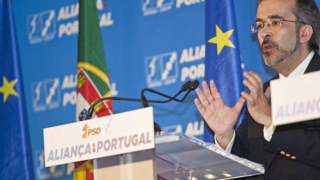 """Pedro Marques está """"conformado"""" com perda de fundos comunitários"""
