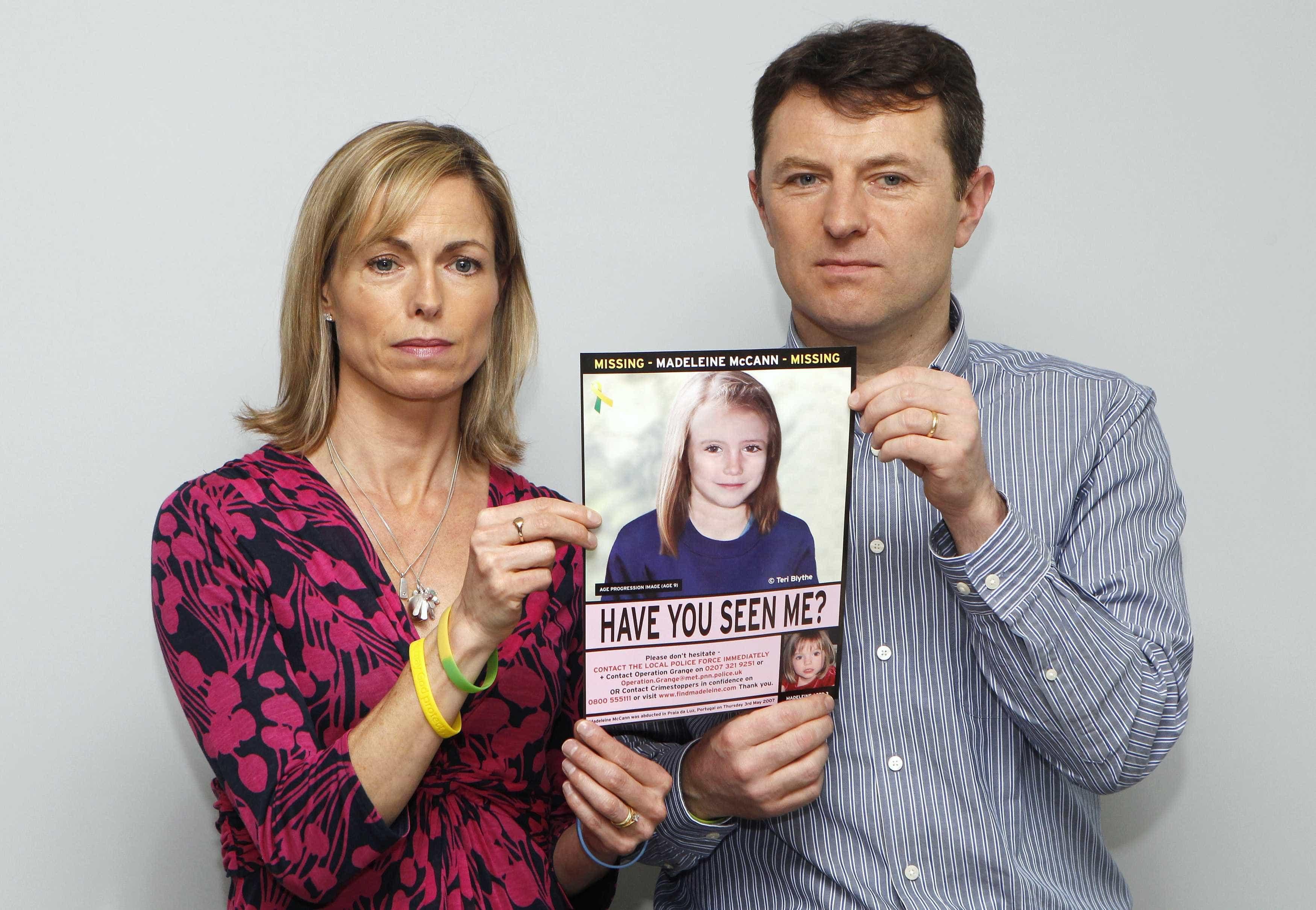 Investigação para encontrar Maddie já custou 13 milhões de euros