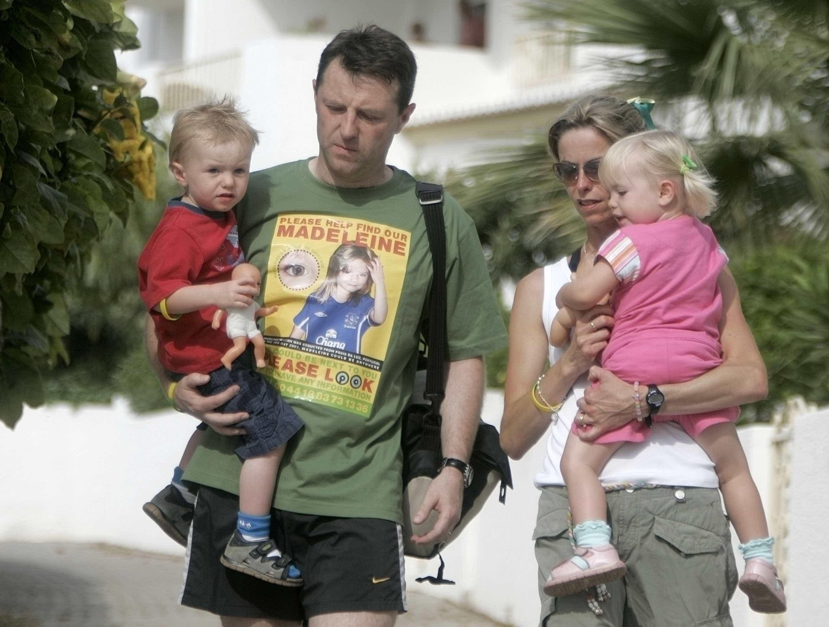 Caso Maddy: Polícia esteve perto de confirmar envolvimento dos pais