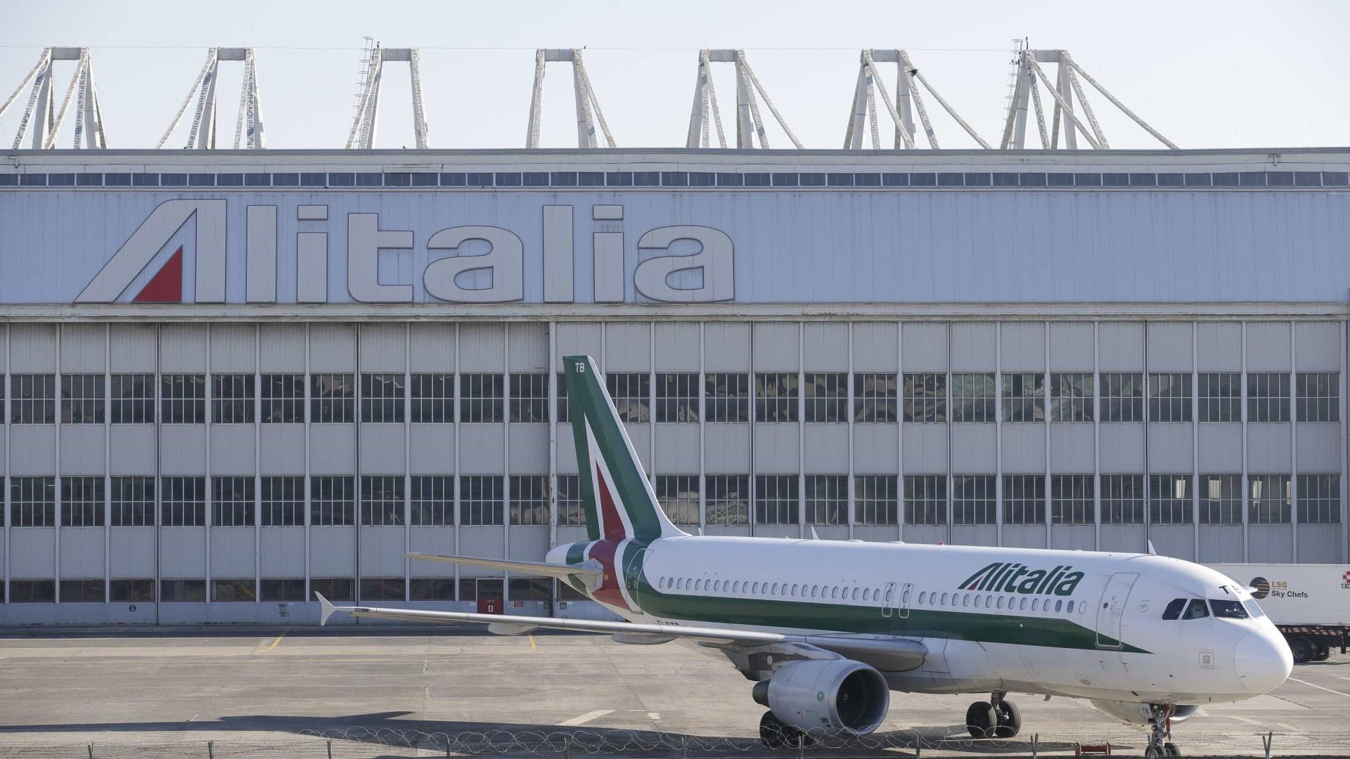 Bruxelas aprova aumento para 310 milhões de ajudas estatais à Alitalia