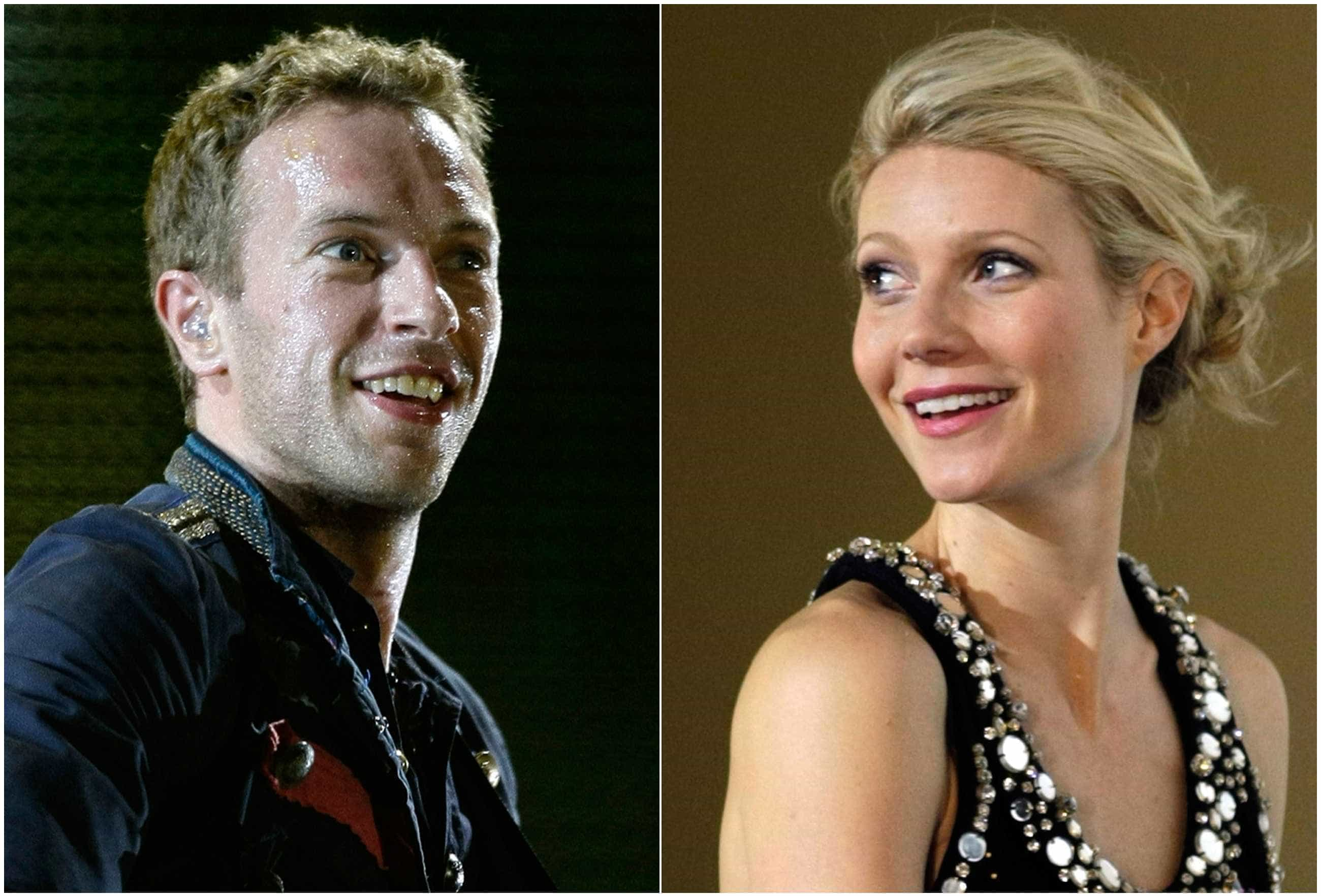 Gwyneth Paltrow convidou Chris Martin e Dakota Johnson para fim de ano