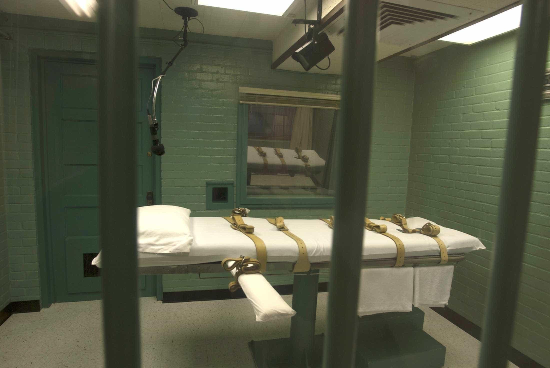 Condenado pede para morrer por cadeira elétrica nos EUA