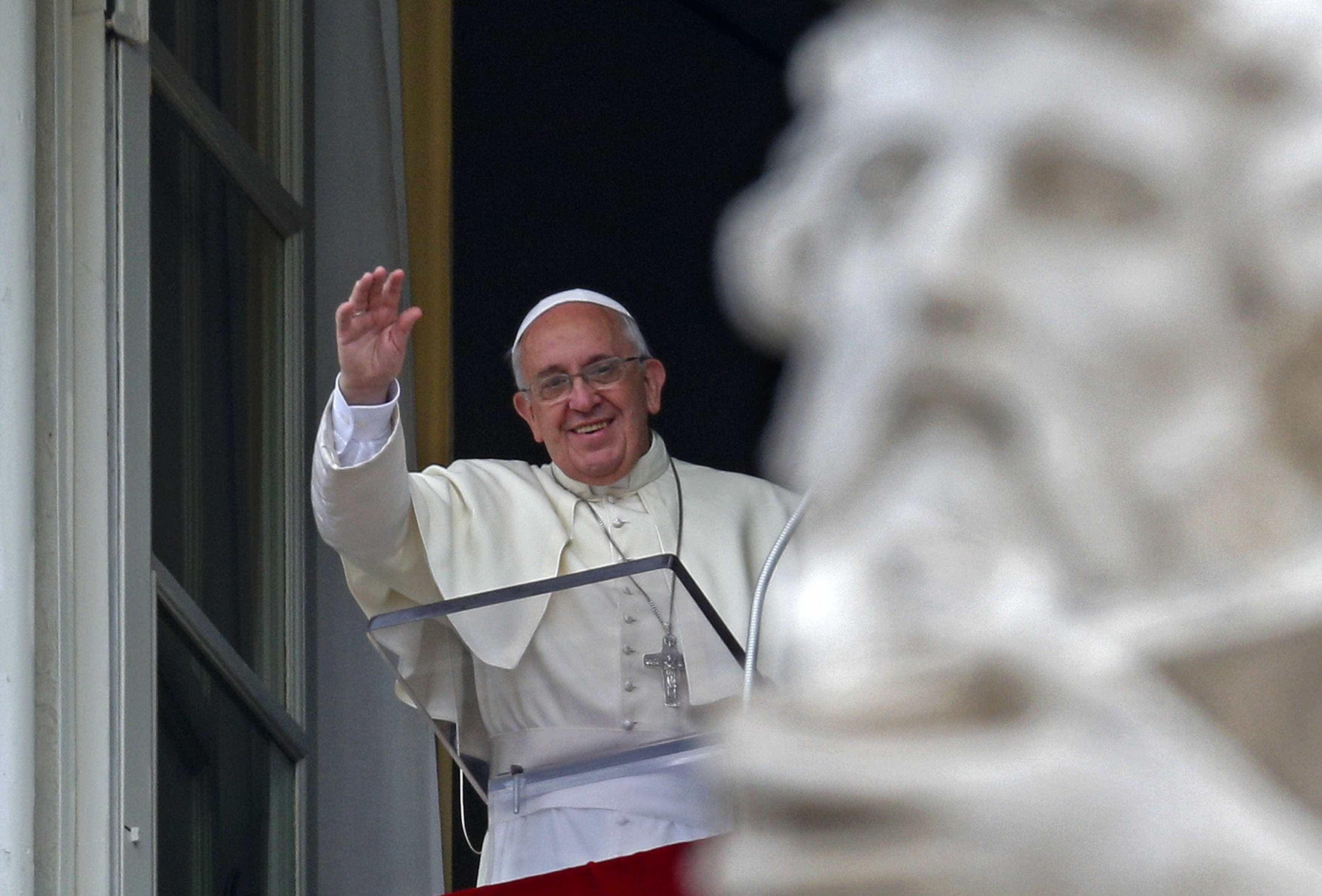 Papa usa e recomenda app portuguesa que ajuda a rezar