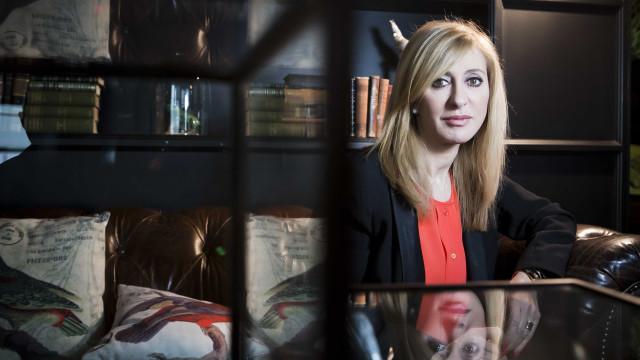 """""""Preocupada com quem me quer tramar na TVI"""", diz Judite Sousa"""