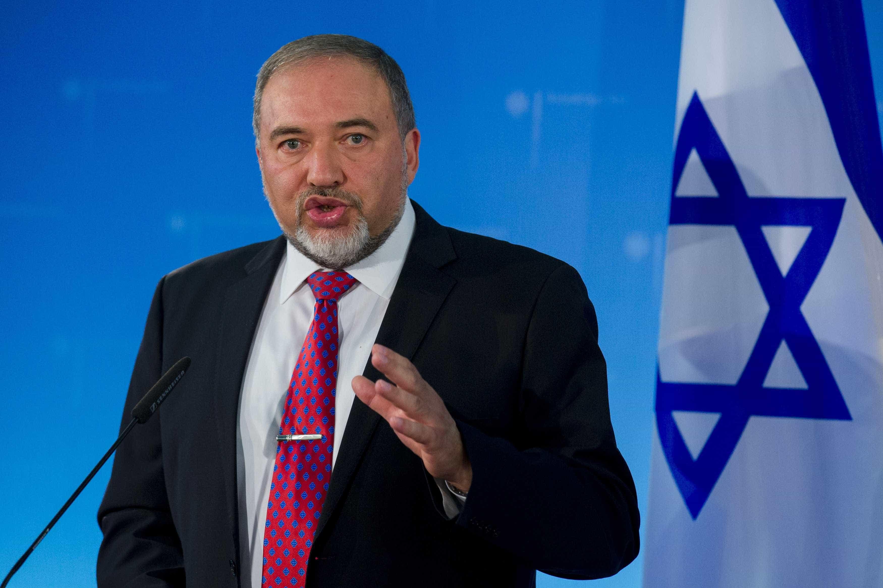 Ministro da Defesa israelita demite-se devido a cessar-fogo em Gaza