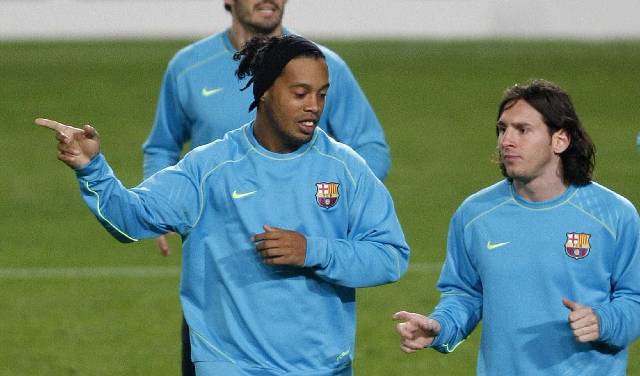 """""""Que ninguém toque no '10' quando Messi se retirar"""""""