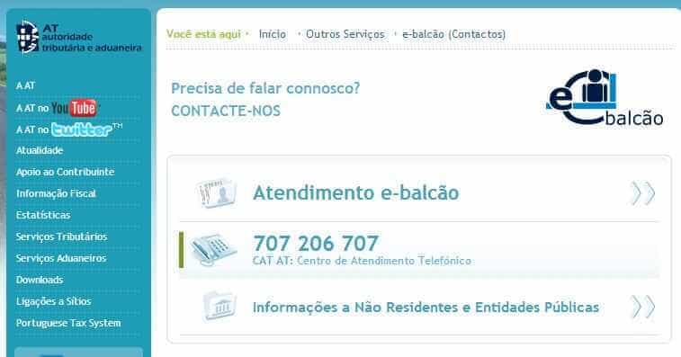 'E-balcao' pode reduzir em 25% ida às Finanças