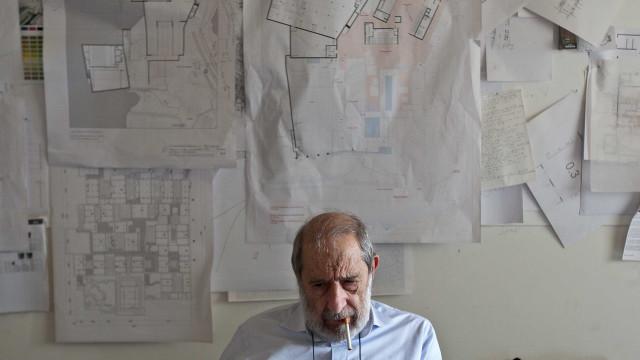 Arquitetura, escultura e cinema têm base comum