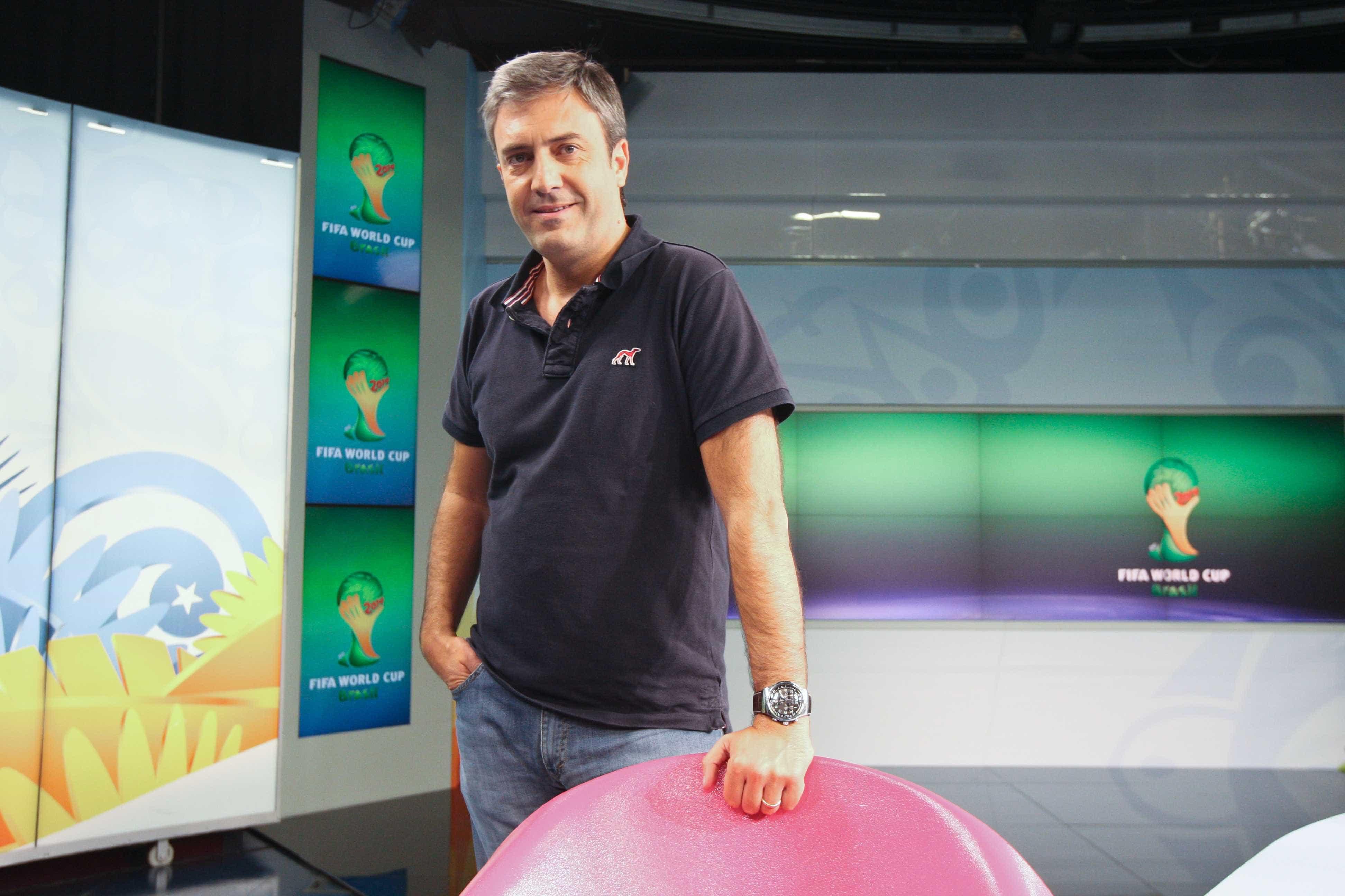 Depois da FPF, Carlos Daniel regressa à RTP