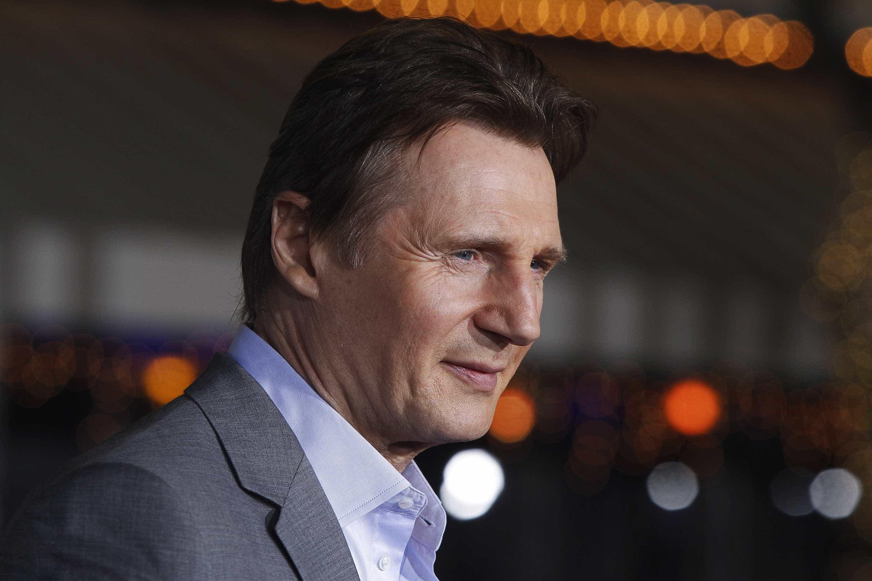 Liam Neeson confessa que quis matar violador com bastão