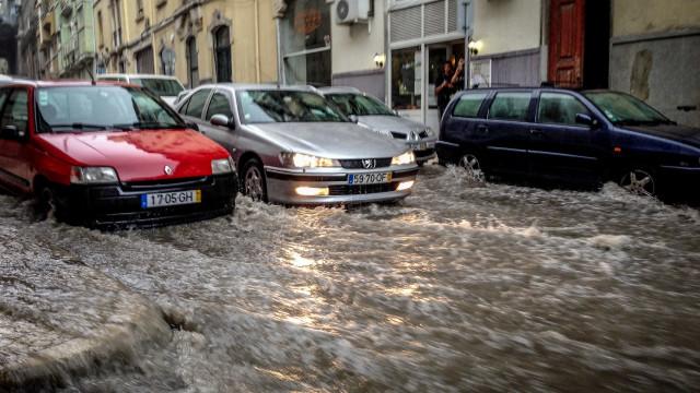 Proteção Civil registou 255 ocorrências no país devido ao mau tempo
