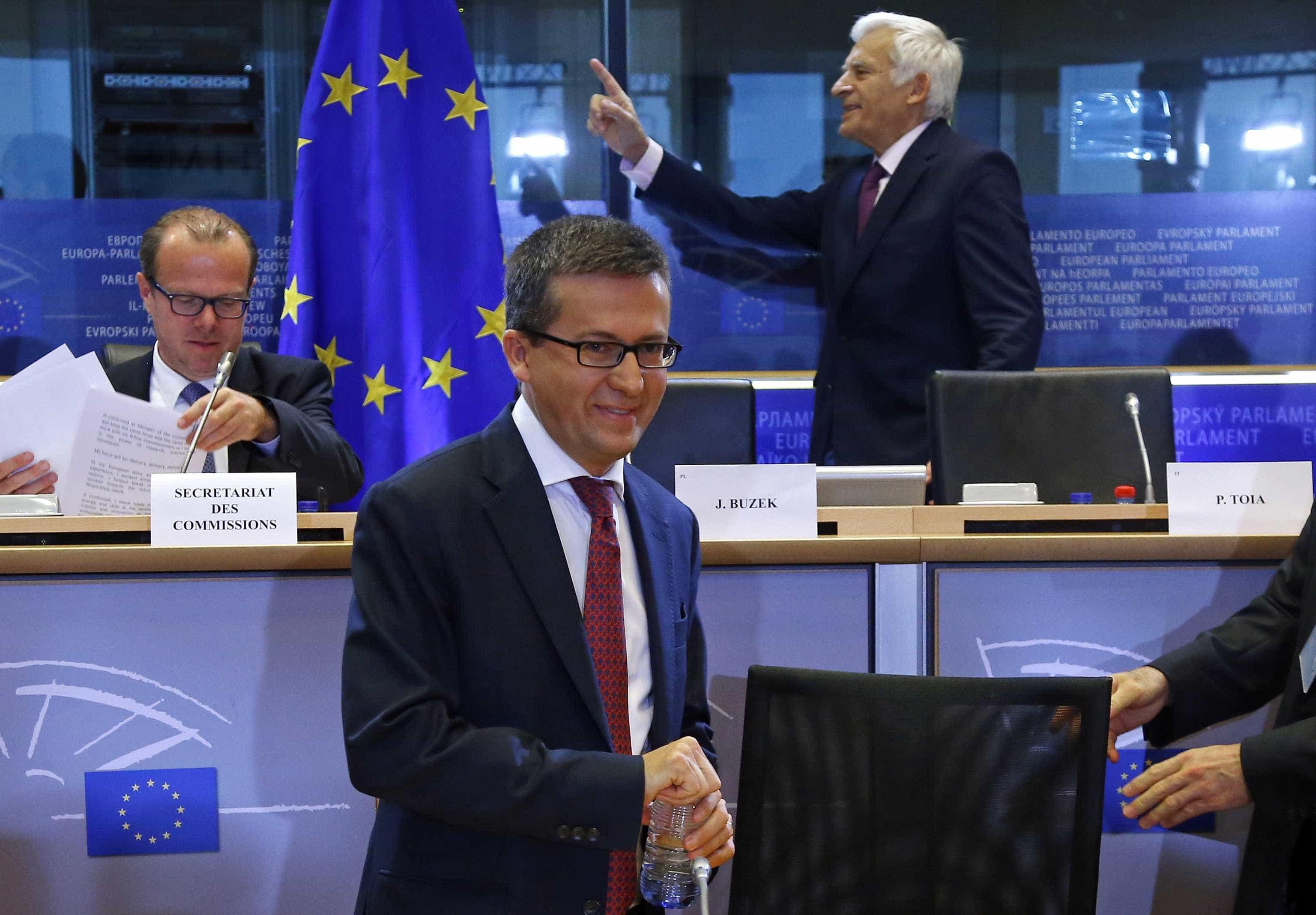 """""""Não me vou candidatar ao Parlamento Europeu, é altura de regressar"""""""