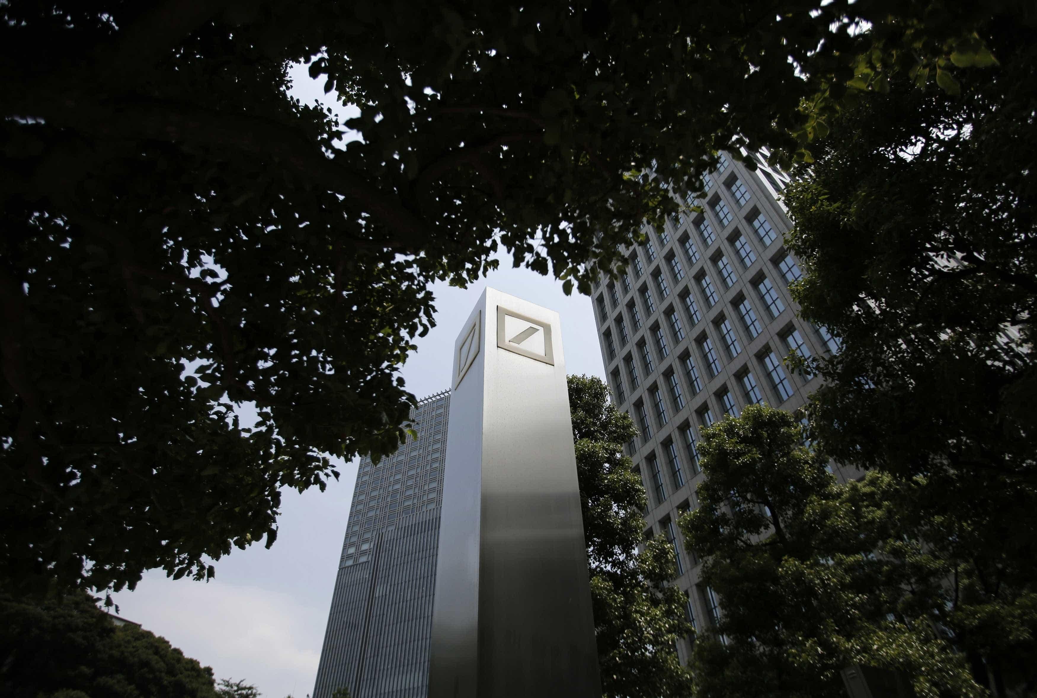 Fundo Hudson Executive Capital adquire 3,1% do Deutsche Bank