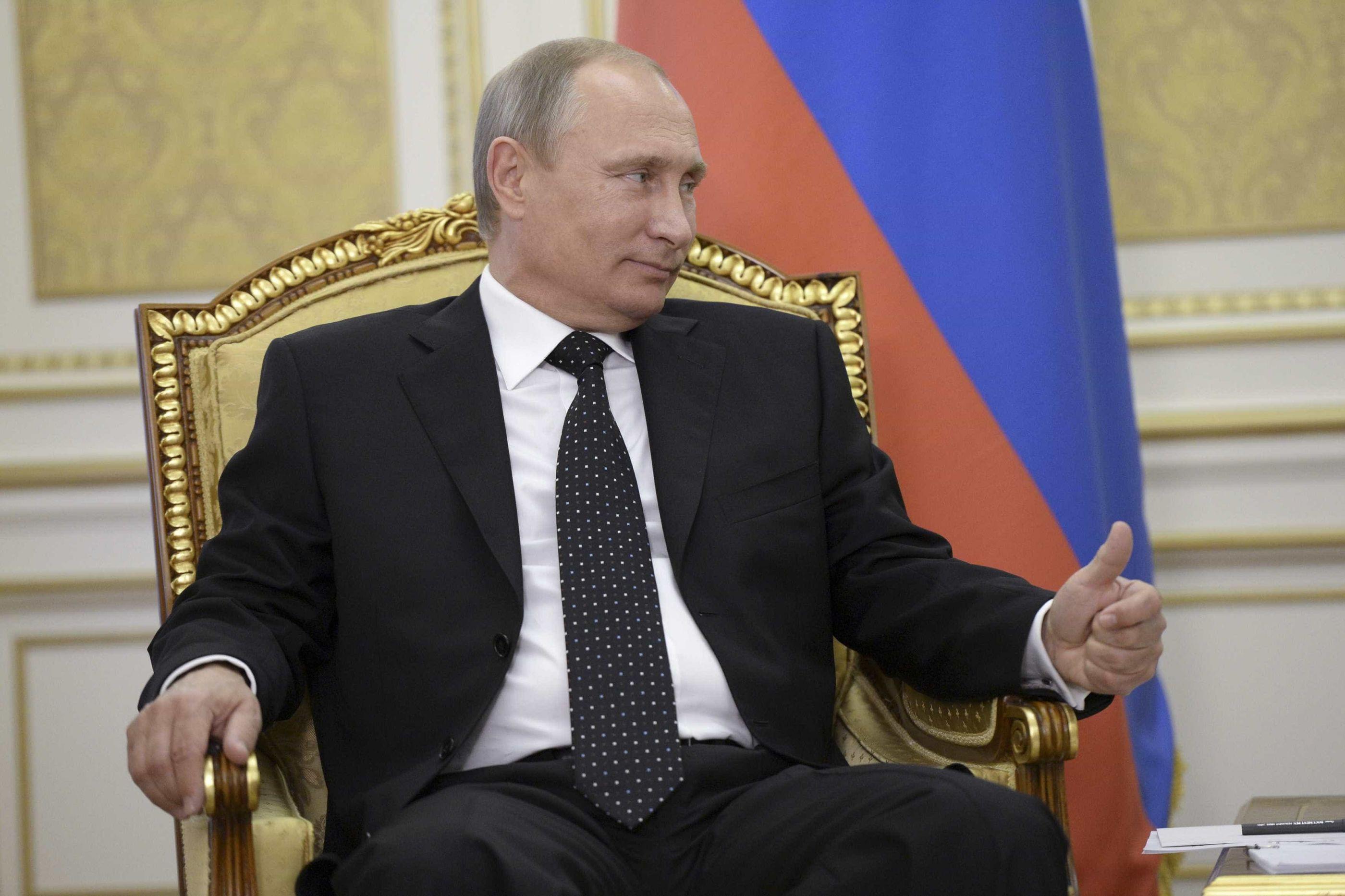 Putin diz saber a verdadeira identidade dos suspeitos do ataque a Skripal