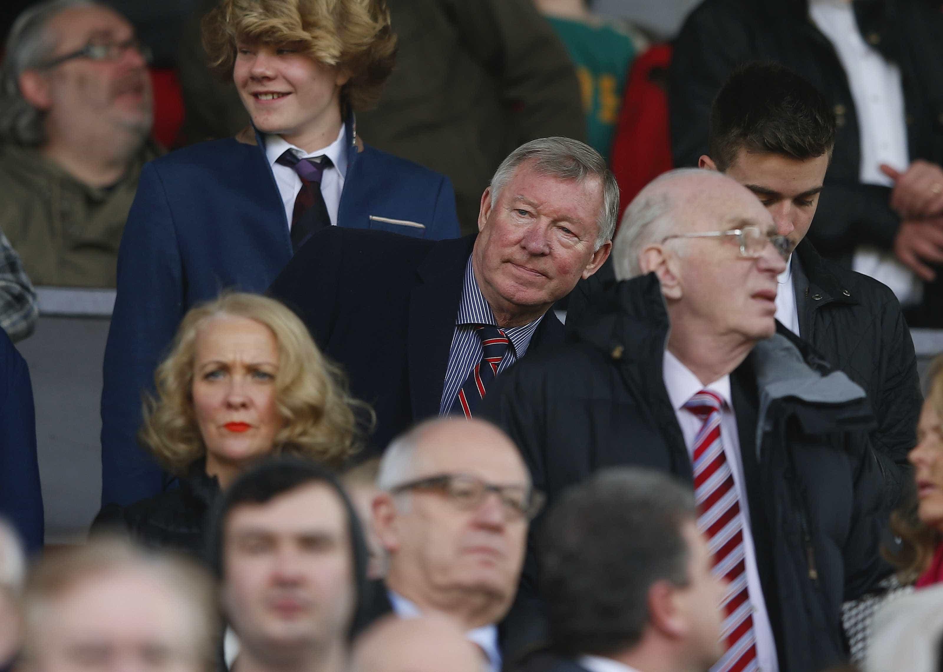 Alex Ferguson acredita que Liverpool será campeão graças ao... United